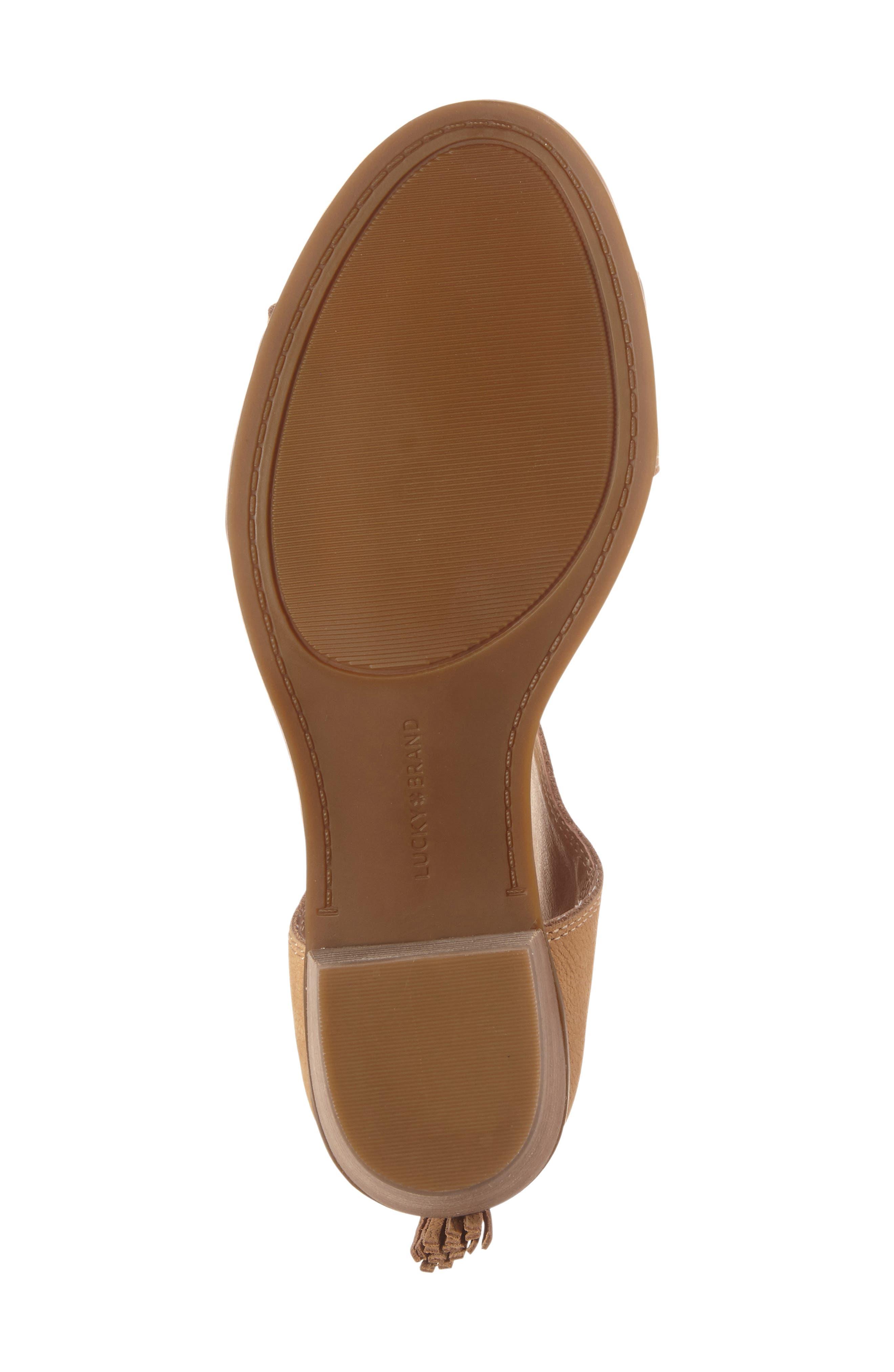 Alternate Image 4  - Lucky Brand Barbina Sandal (Women)