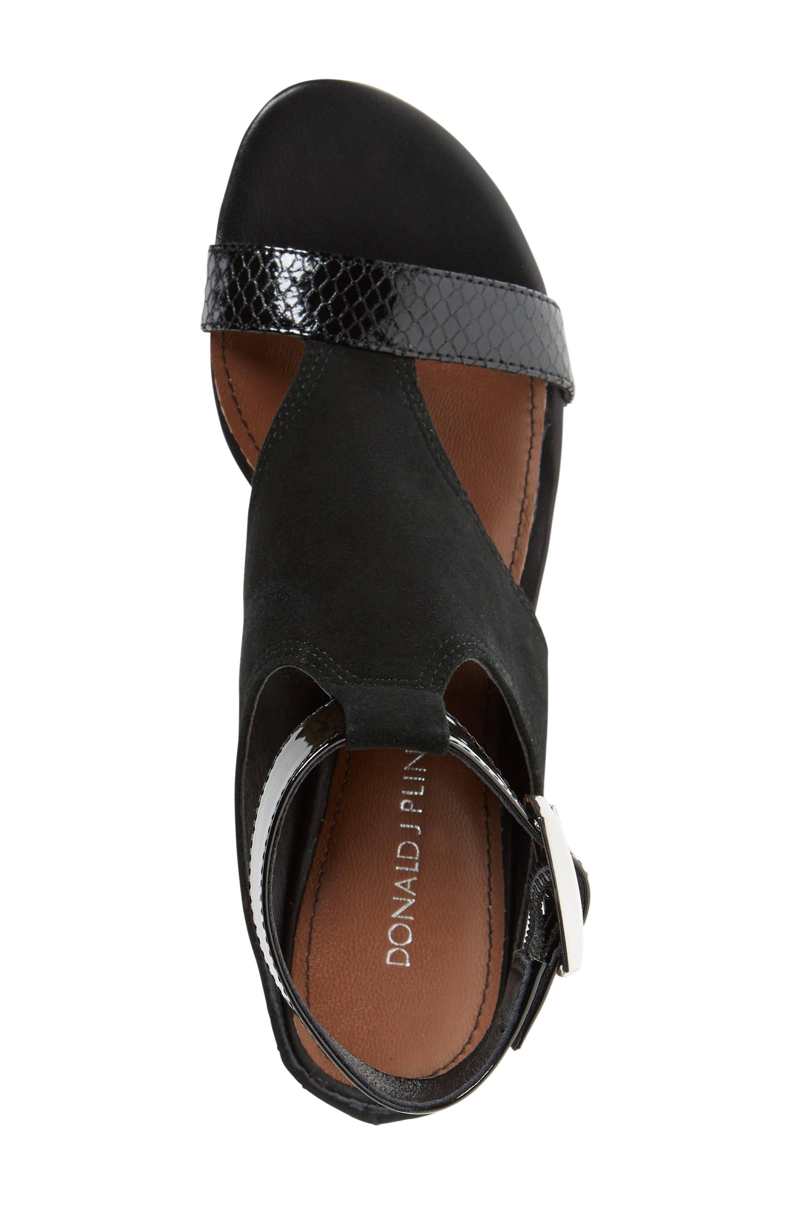 Alternate Image 3  - Donald J Pliner Ellee Block Heel Sandal (Women)