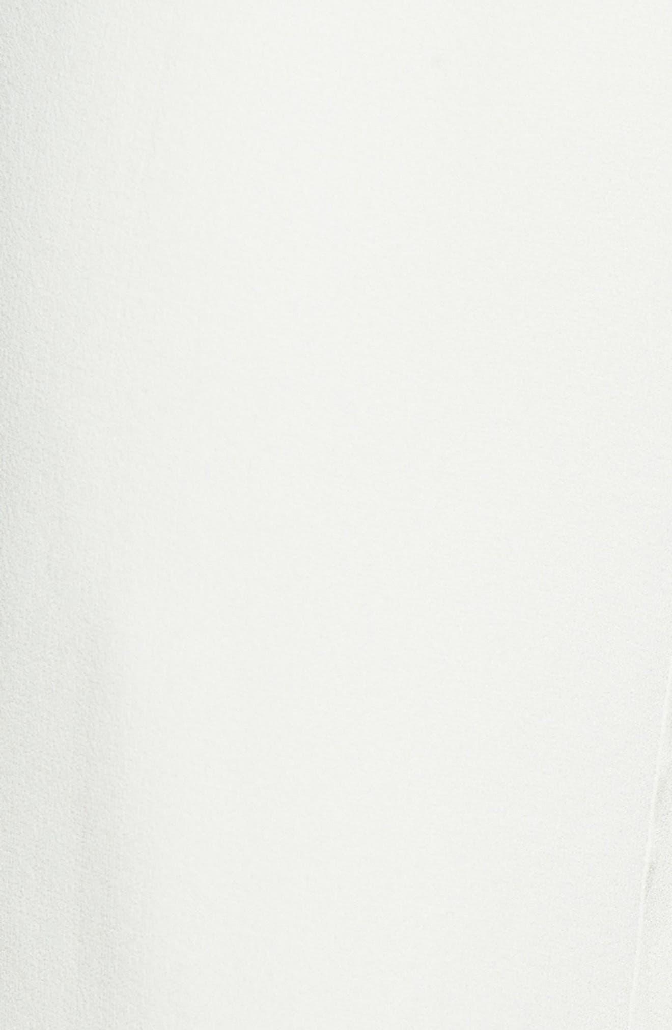 Alternate Image 7  - Eileen Fisher Silk Crop Pants (Regular & Petite)