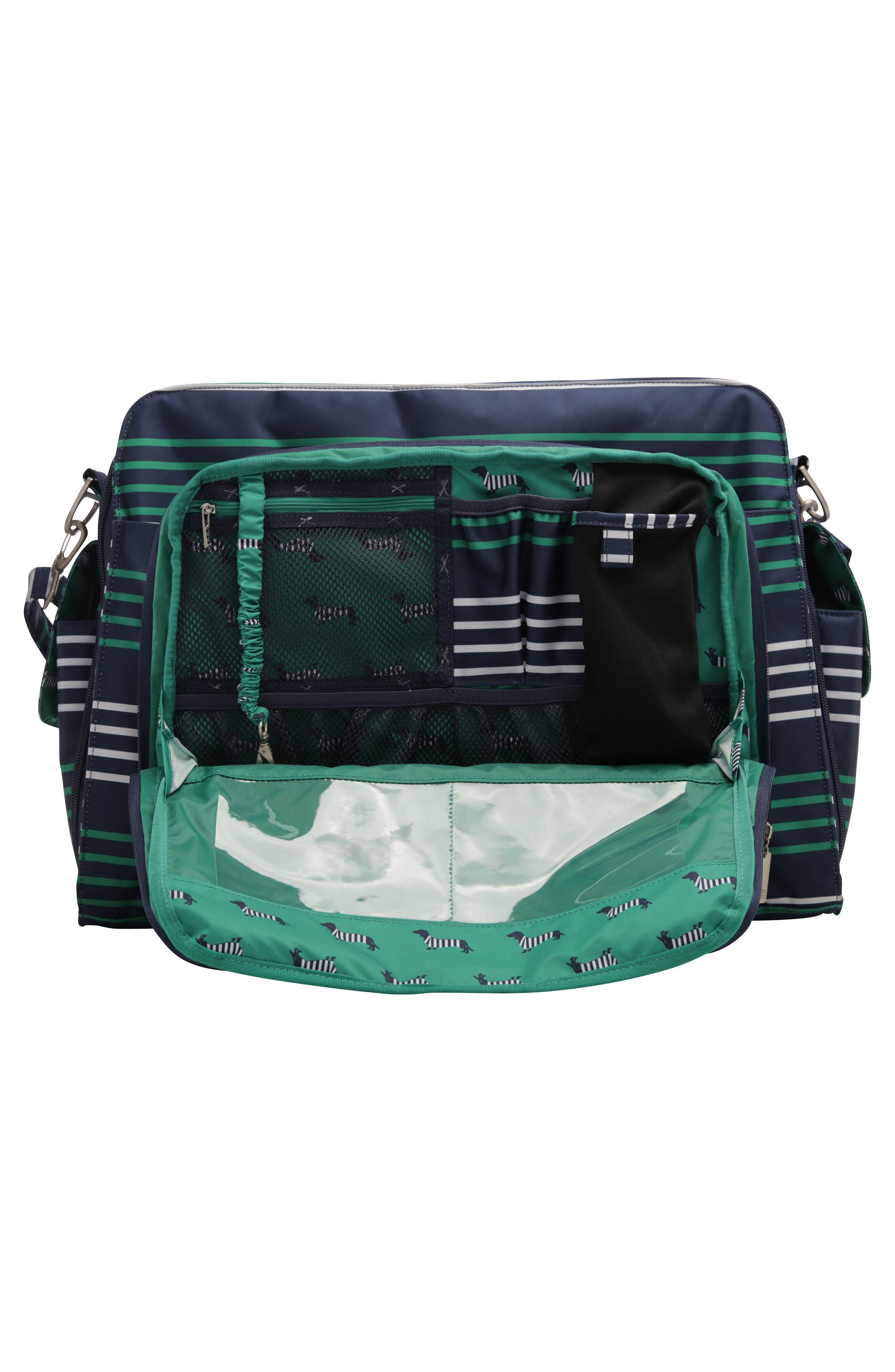 Alternate Image 3  - Ju-Ju-Be Be Prepared - Coastal Collection Diaper Tote