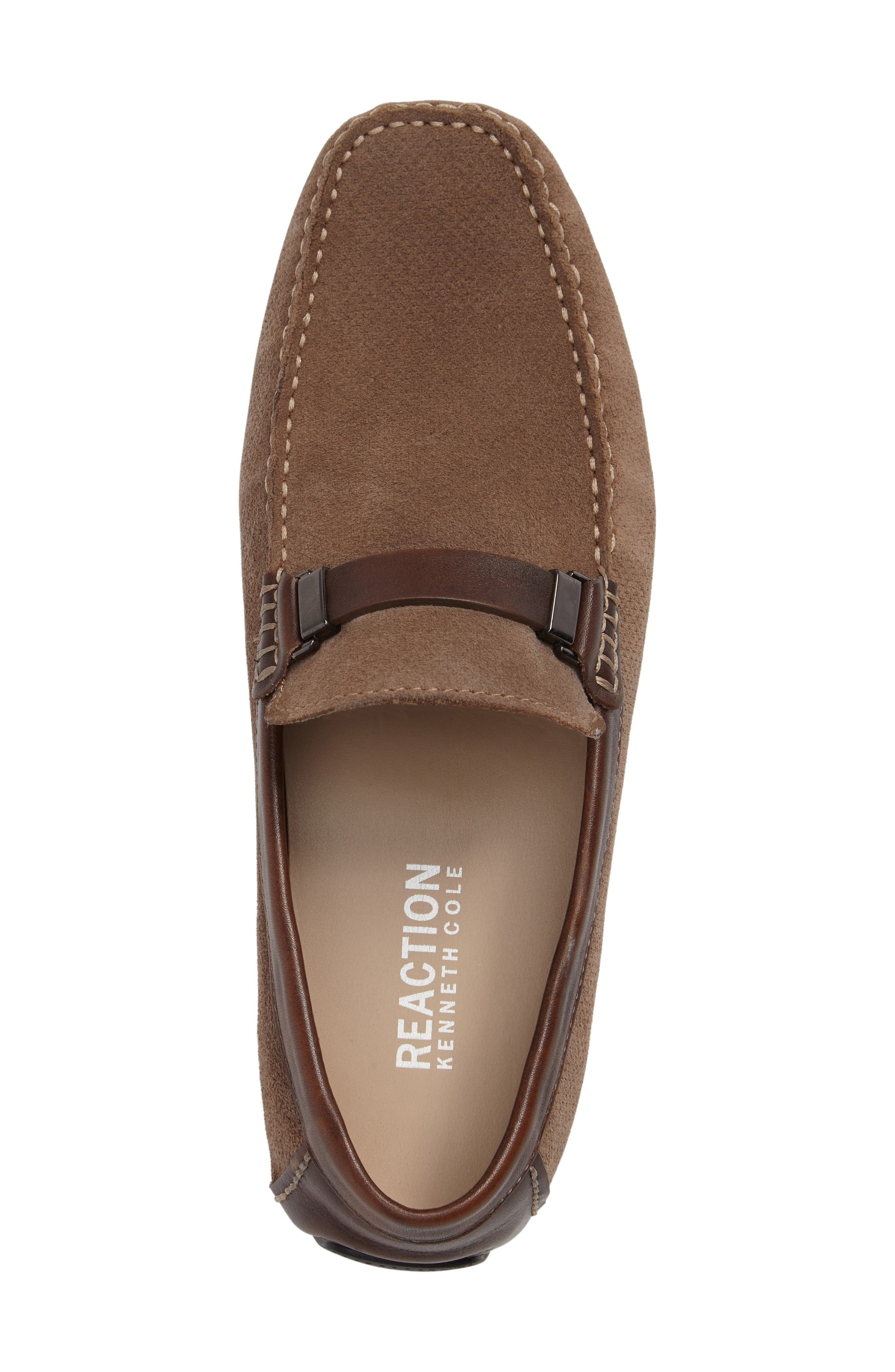 Alternate Image 3  - Reaction Kenneth Cole Herd the Word Driving Loafer (Men)
