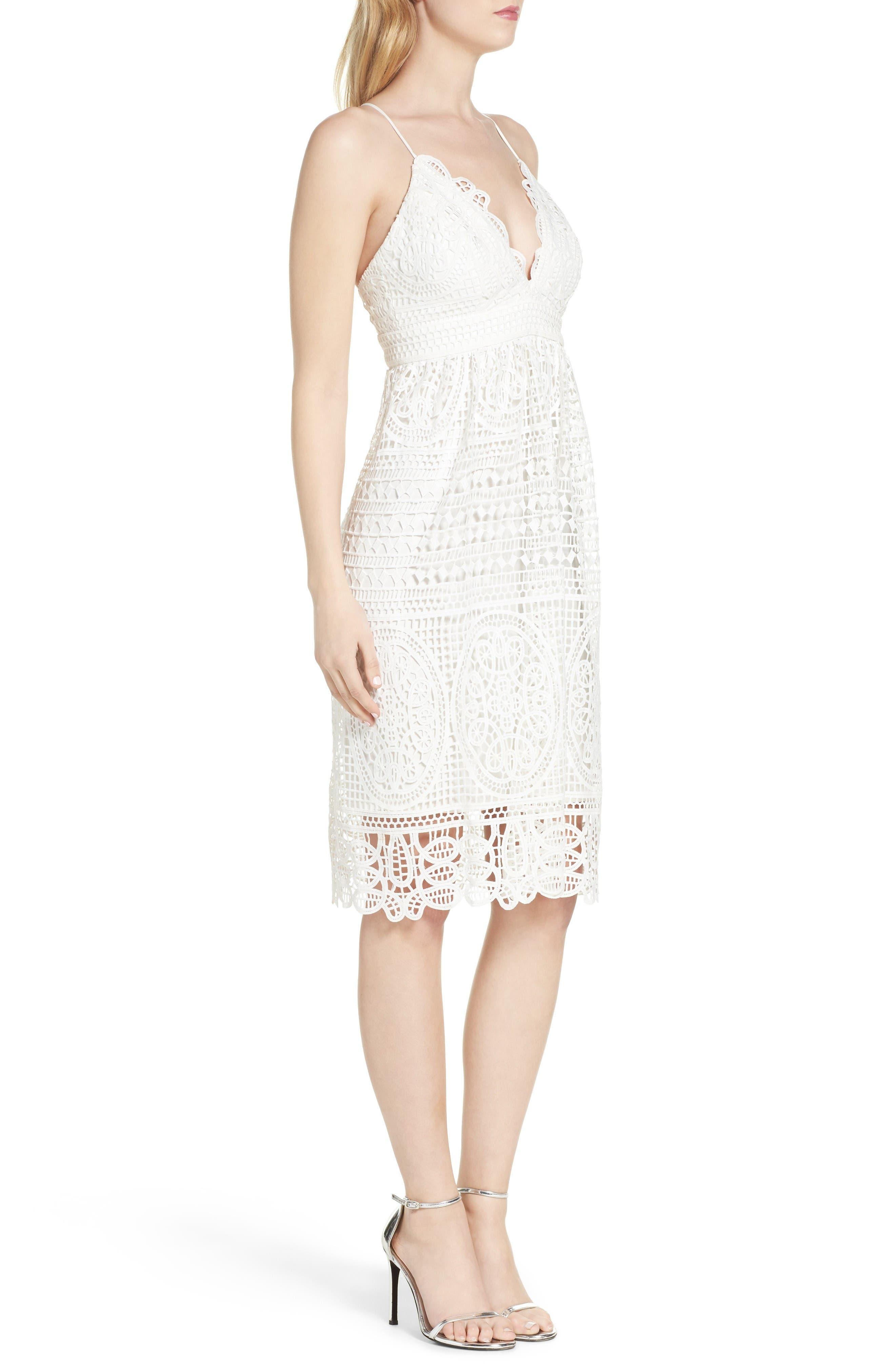 Alternate Image 4  - Bardot Versailles Slipdress