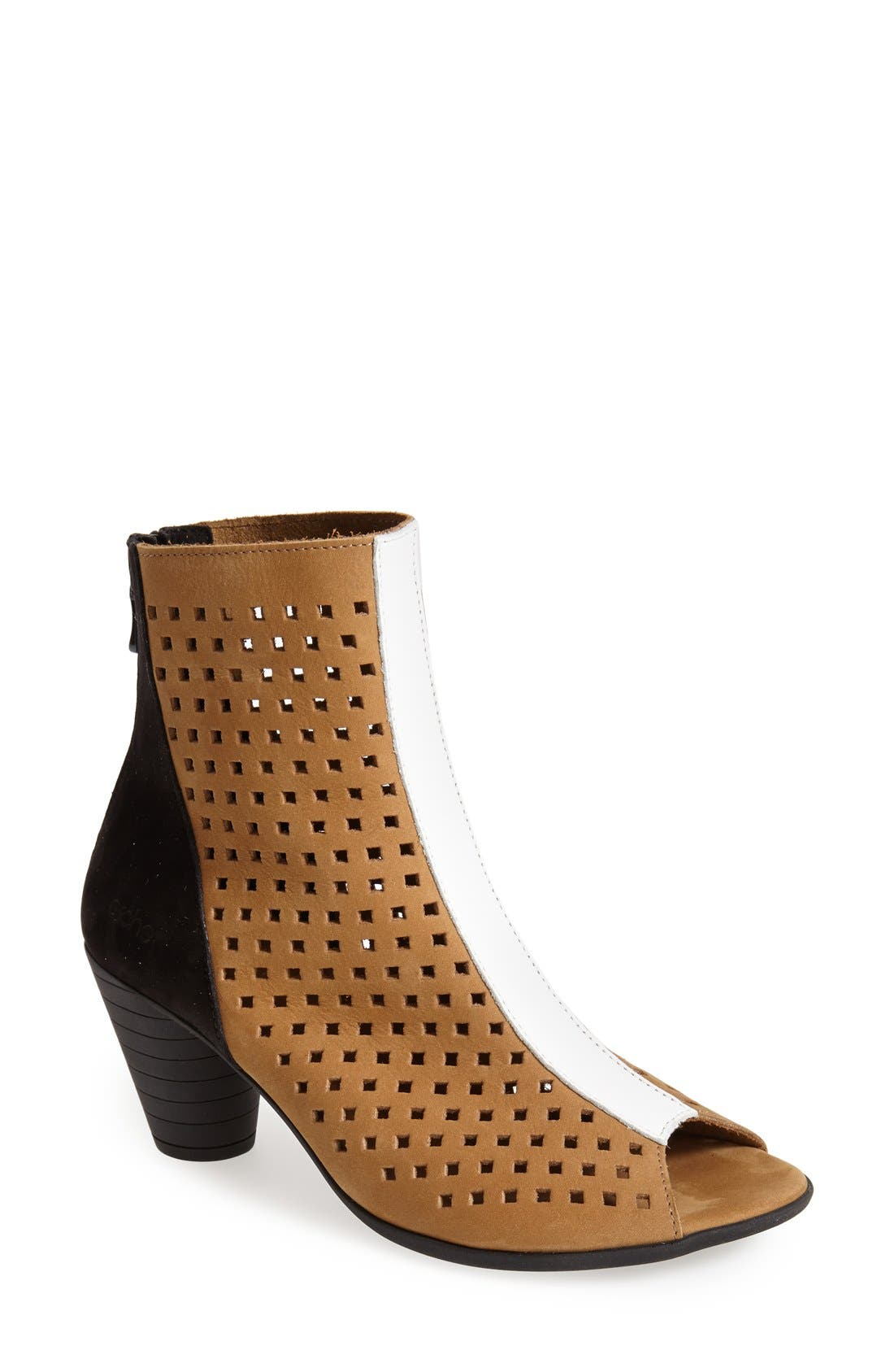 Alternate Image 1 Selected - Arche 'Fuega' Water Resistant Suede & Leather Boot (Women)