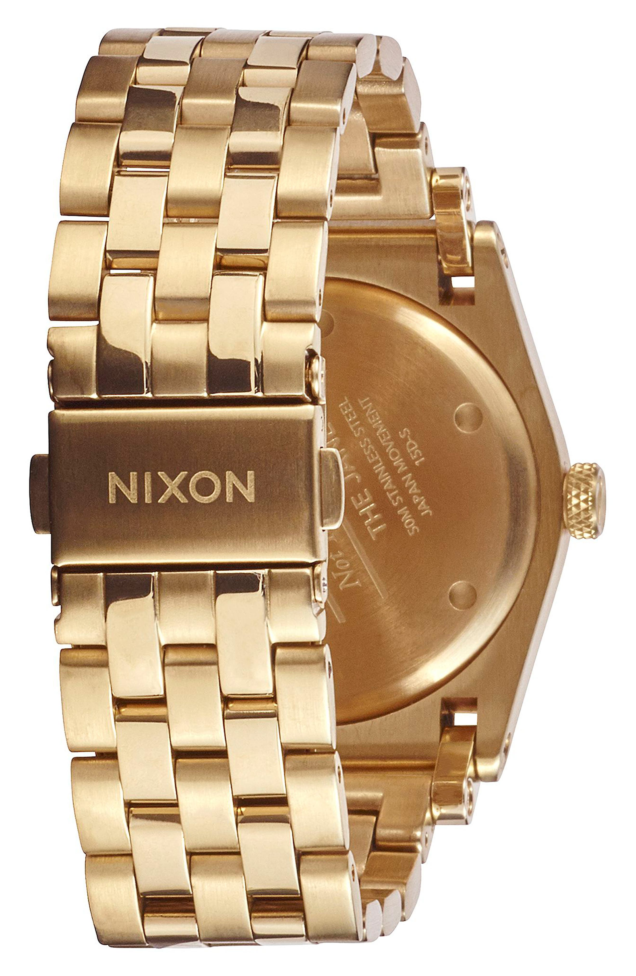 Alternate Image 2  - Nixon Jane Bracelet Watch, 36mm