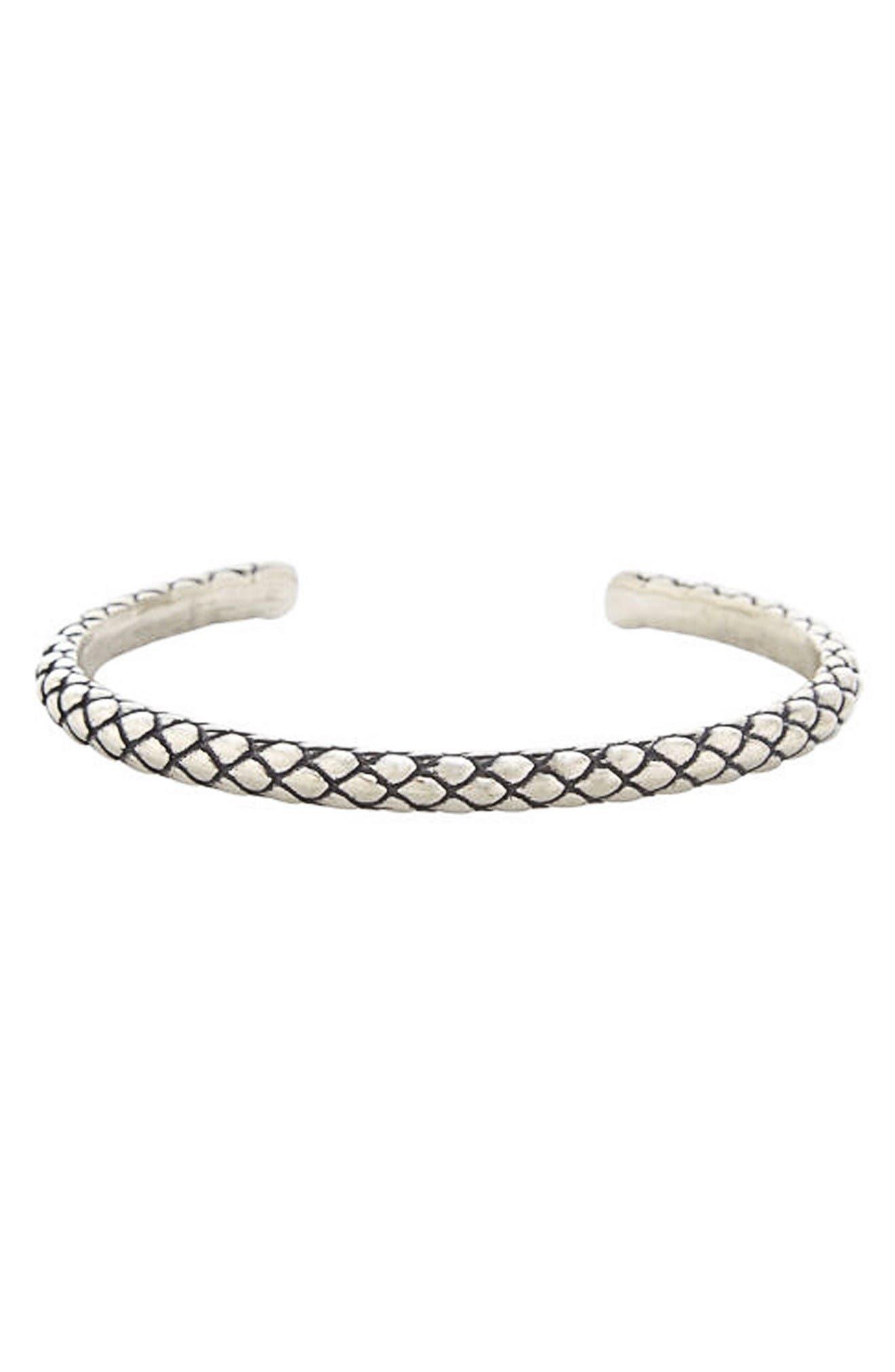 Alternate Image 1 Selected - Degs & Sal Stealth Cuff Bracelet