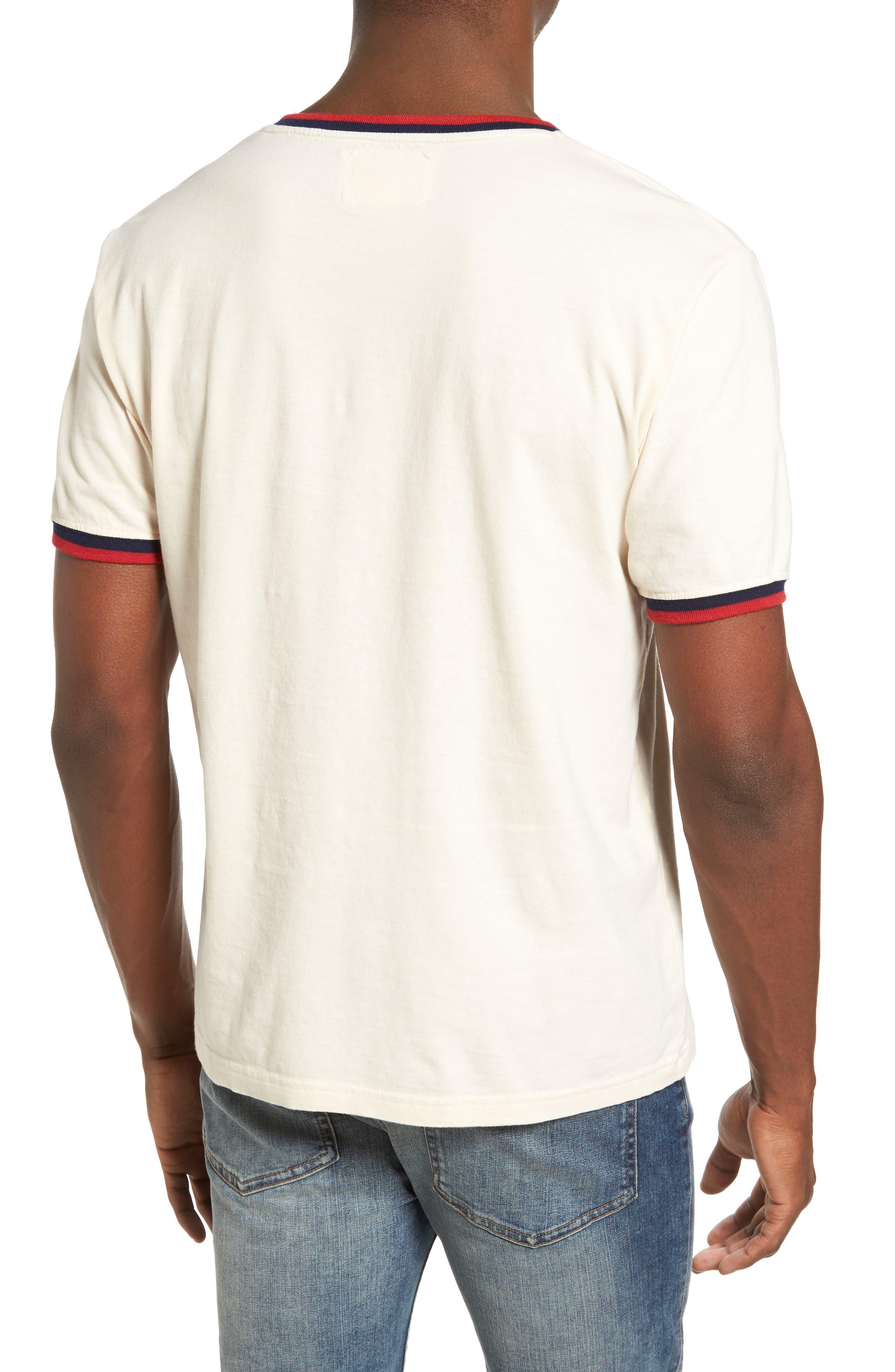 Alternate Image 2  - American Needle Eastwood Los Angeles Angels of Anaheim T-Shirt