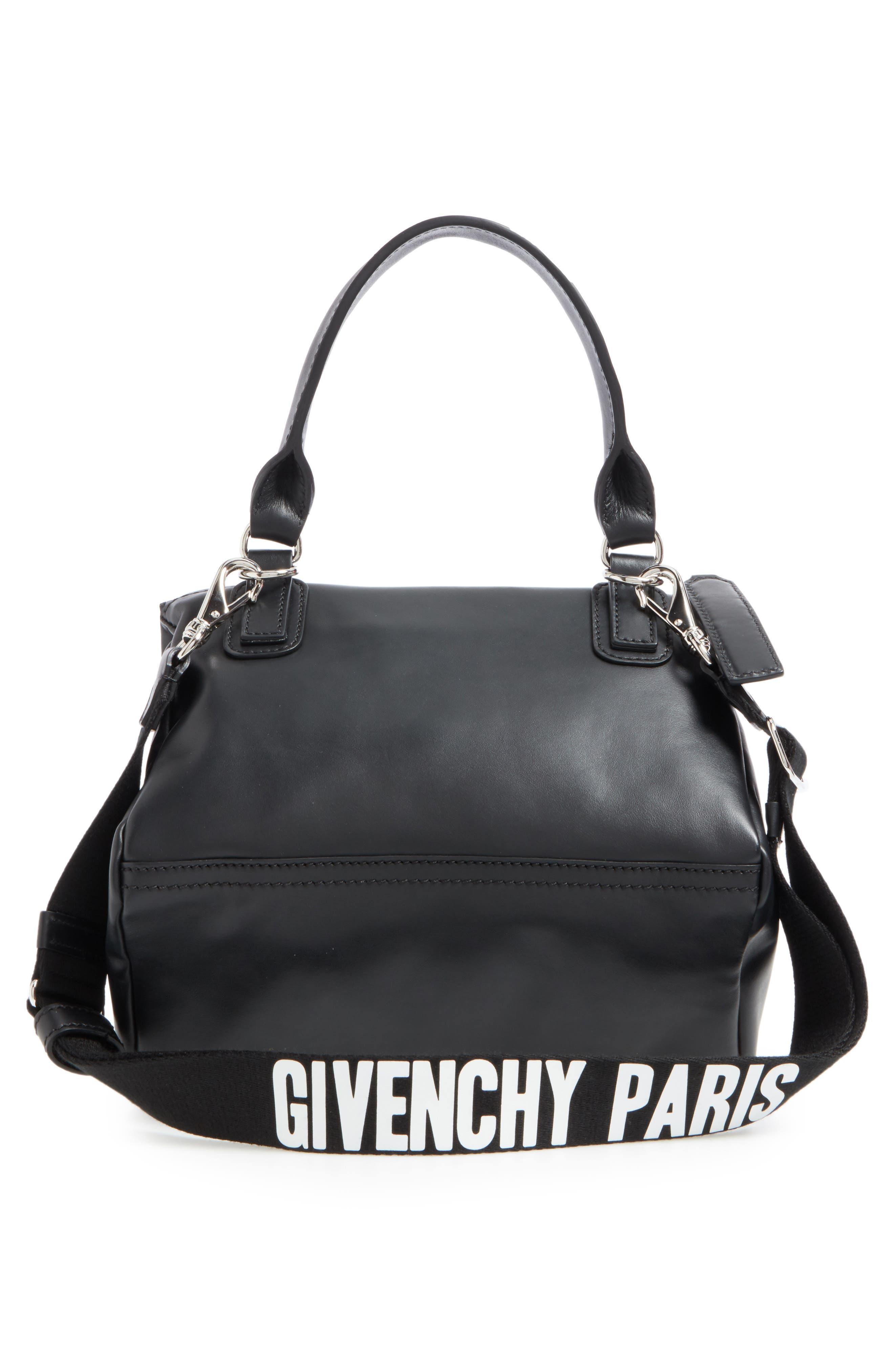 Alternate Image 3  - Givenchy Small Pandora - Logo Leather Satchel