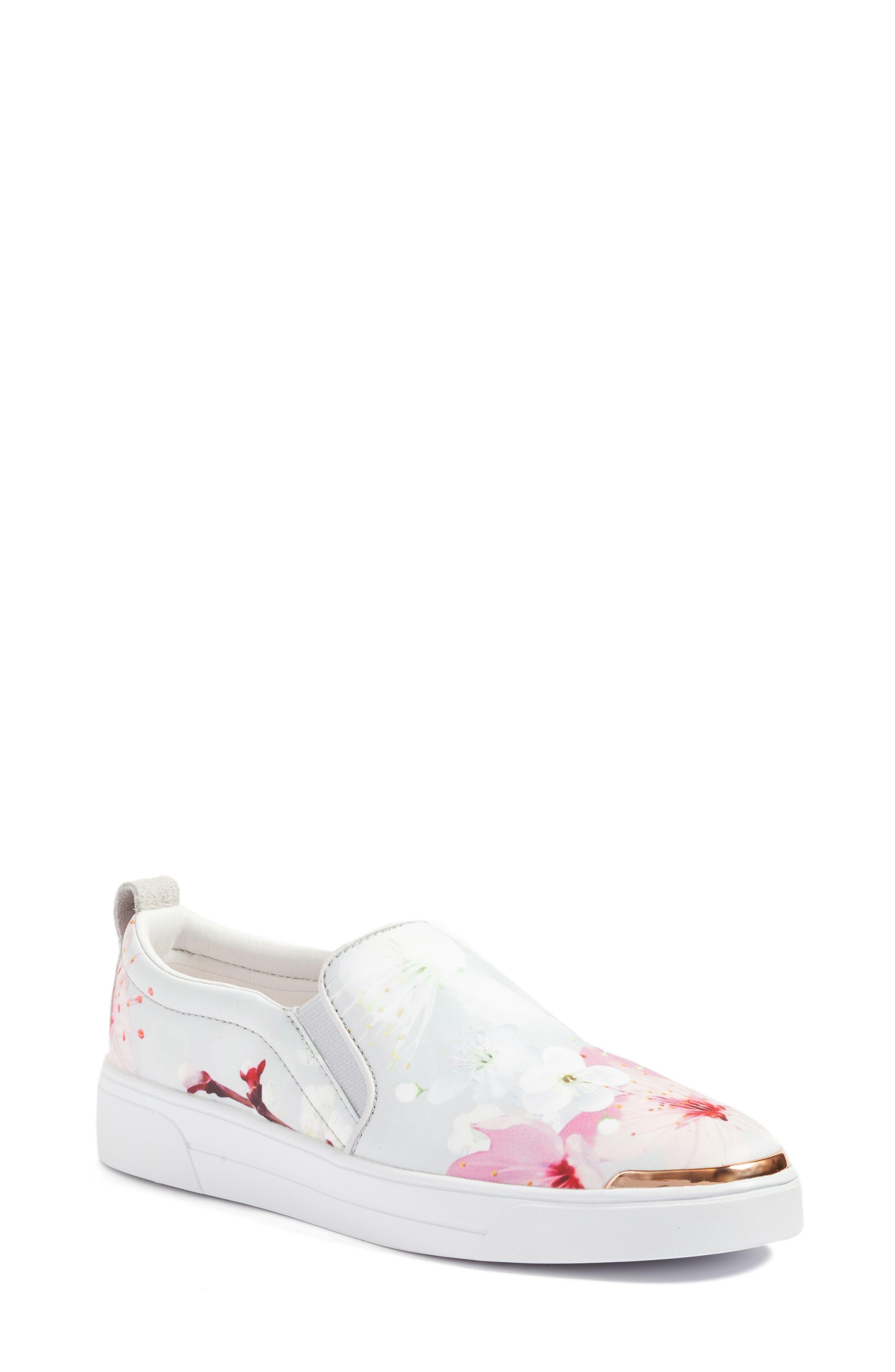 Main Image - Ted Baker London Tancey Slip-On Sneaker (Women)