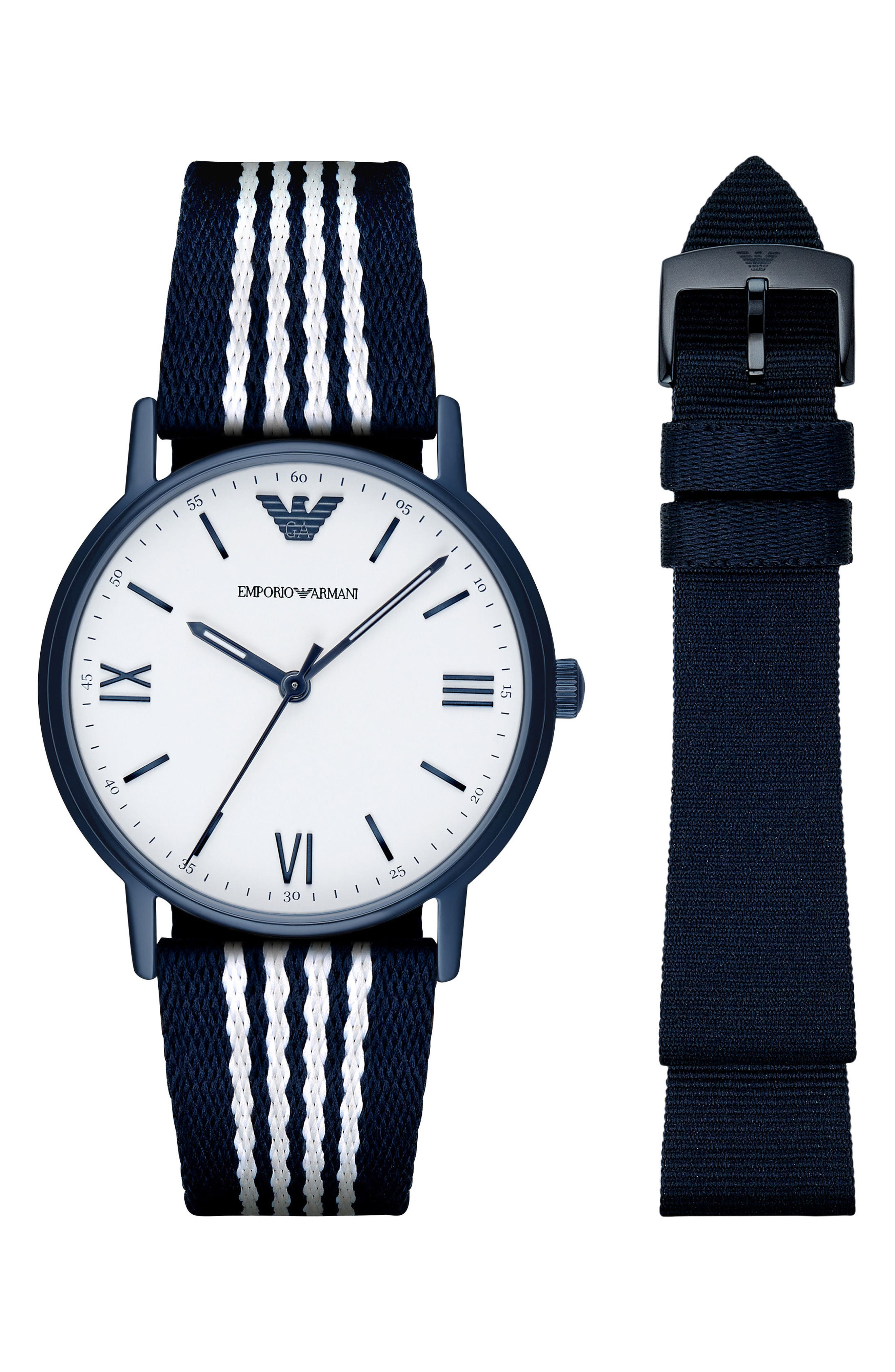 Emporio Armani Watch Gift Set, 41mm