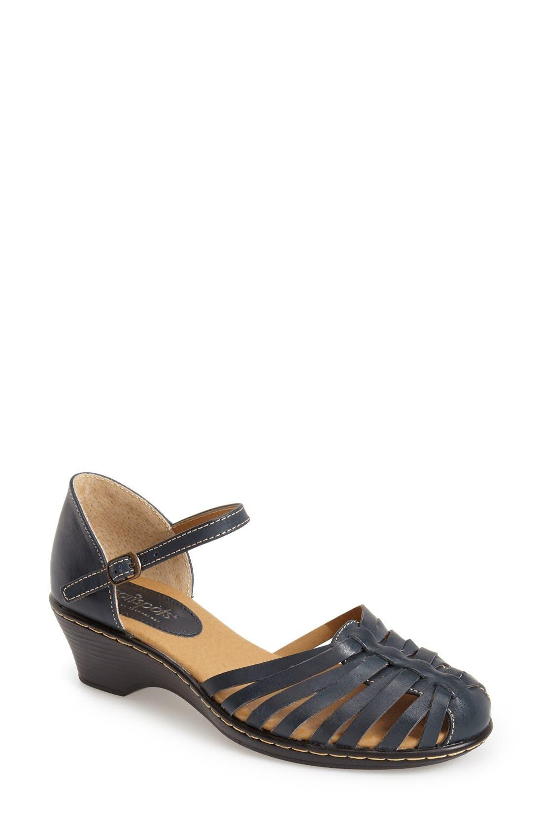 Alternate Image 1 Selected - Softspots 'Tatianna' Sandal