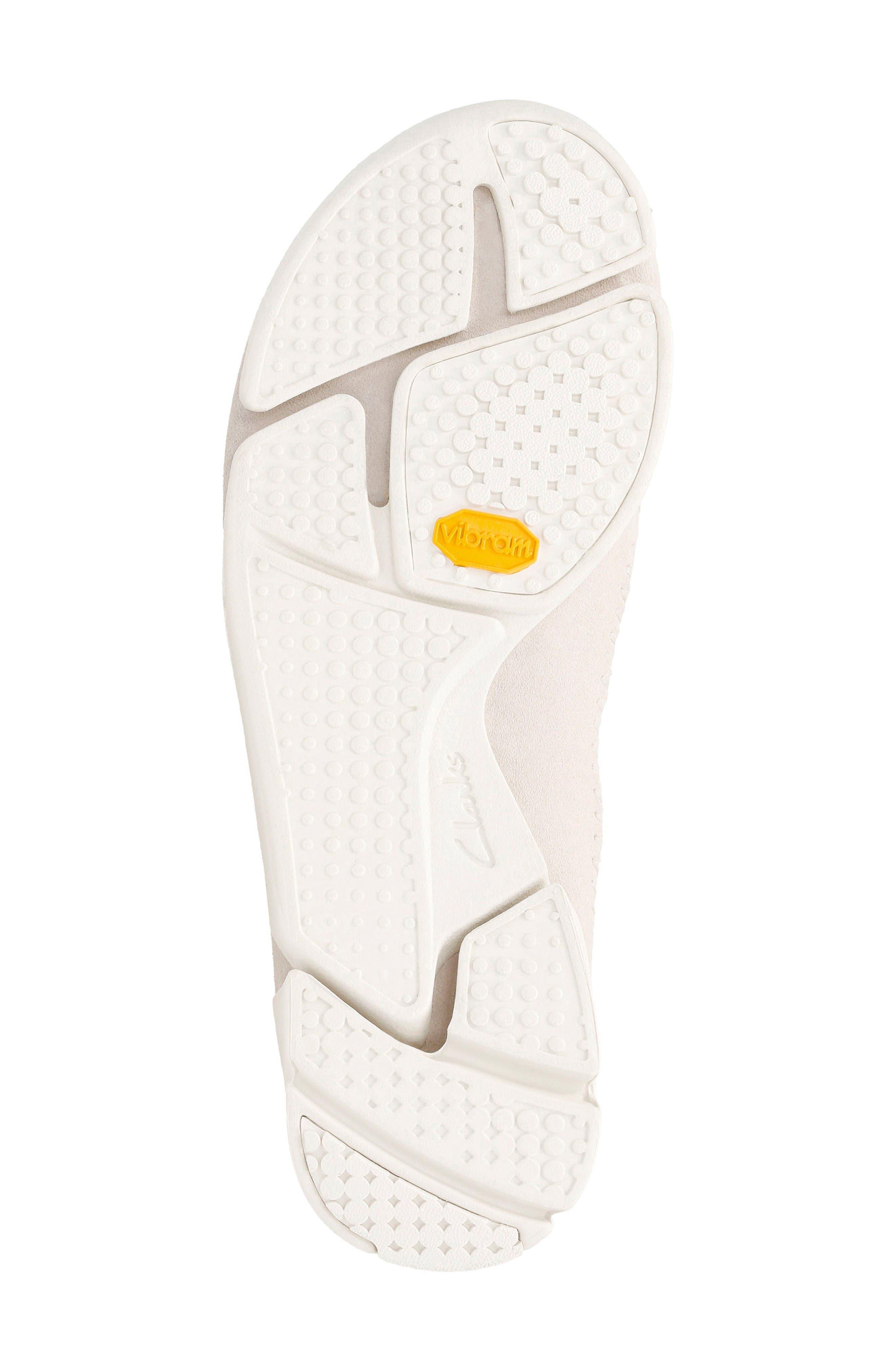 Alternate Image 5  - Clarks® 'Trigenic Flex' Leather Sneaker (Men)