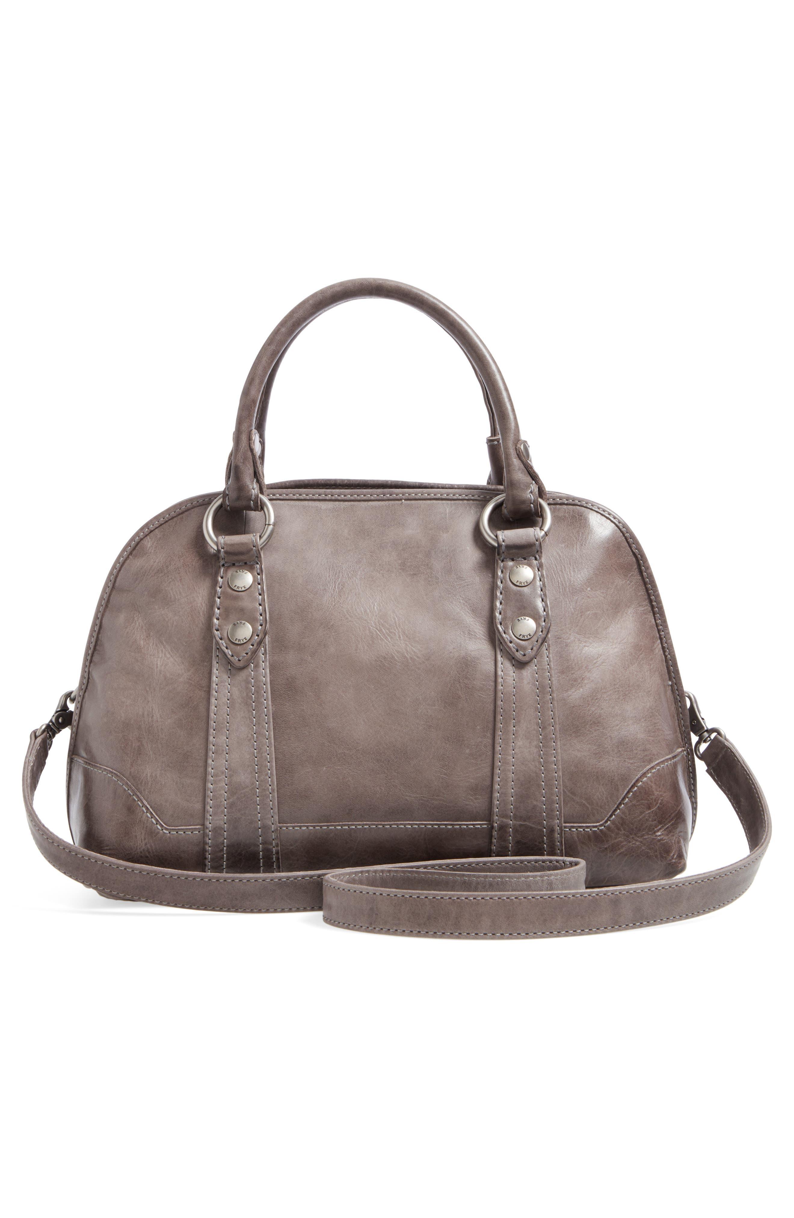 Alternate Image 2  - Frye 'Melissa' Domed Leather Satchel
