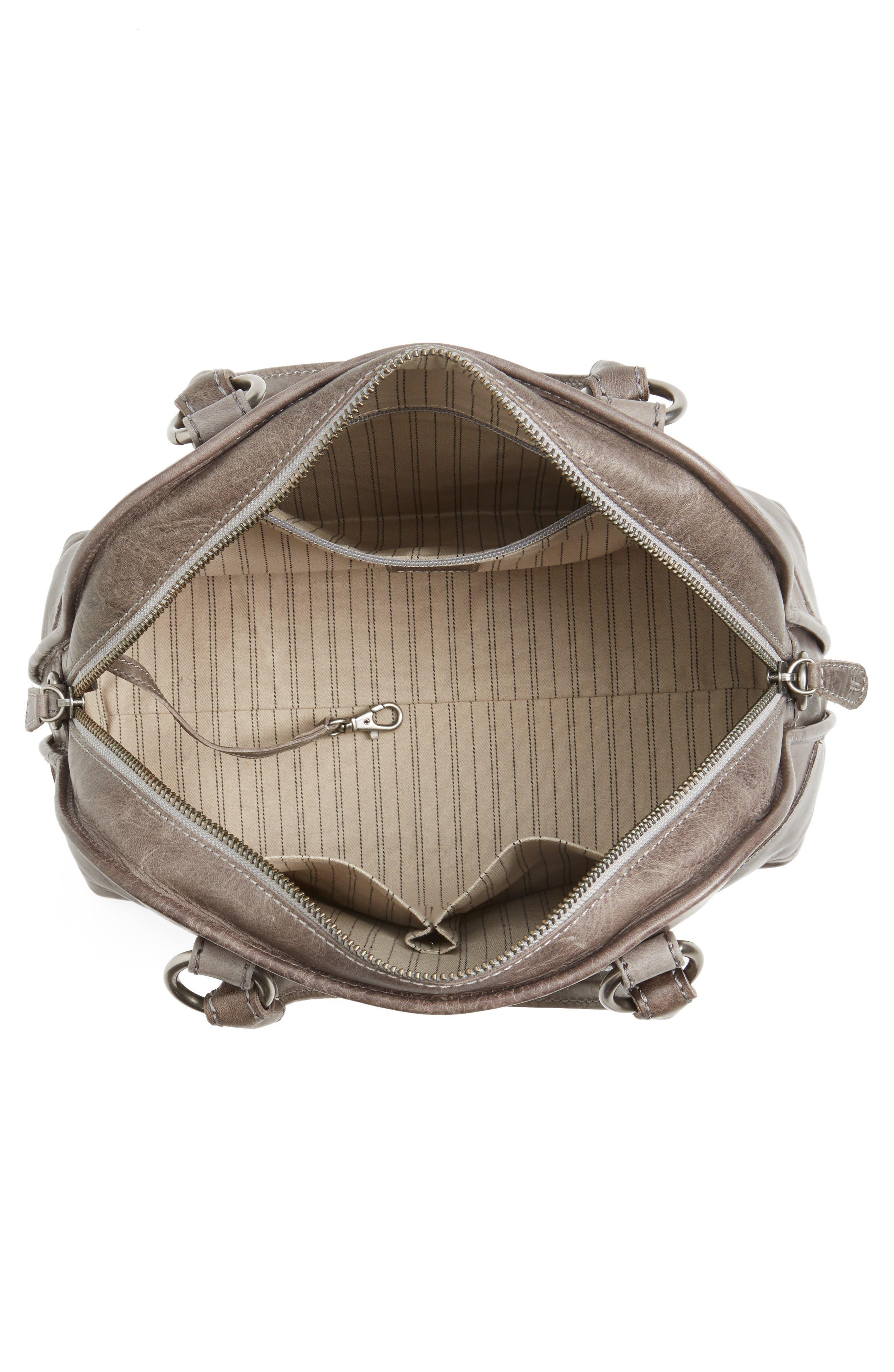Alternate Image 3  - Frye 'Melissa' Domed Leather Satchel
