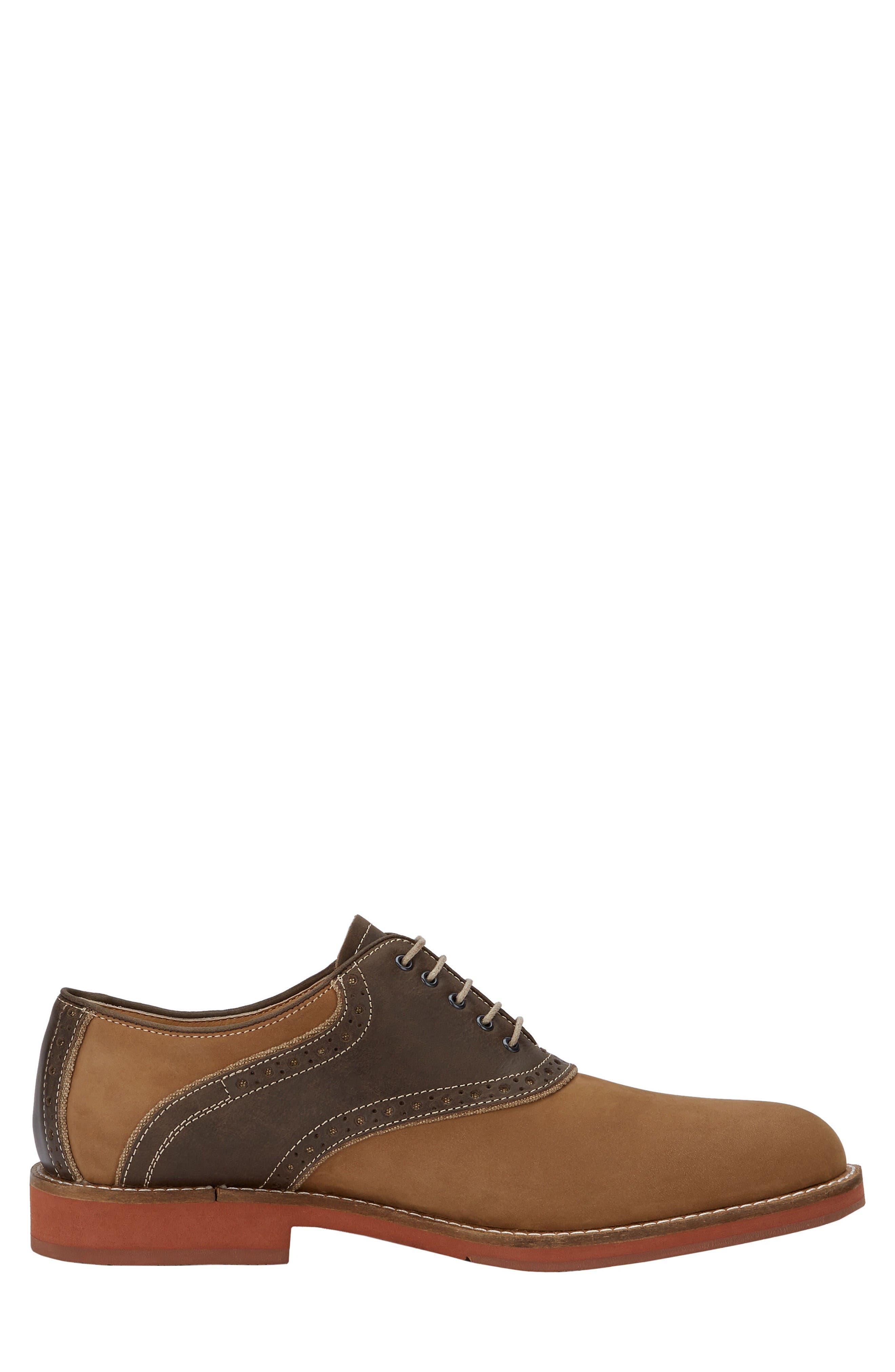 Alternate Image 3  - G.H. Bass & Co. Noah Saddle Shoe (Men)