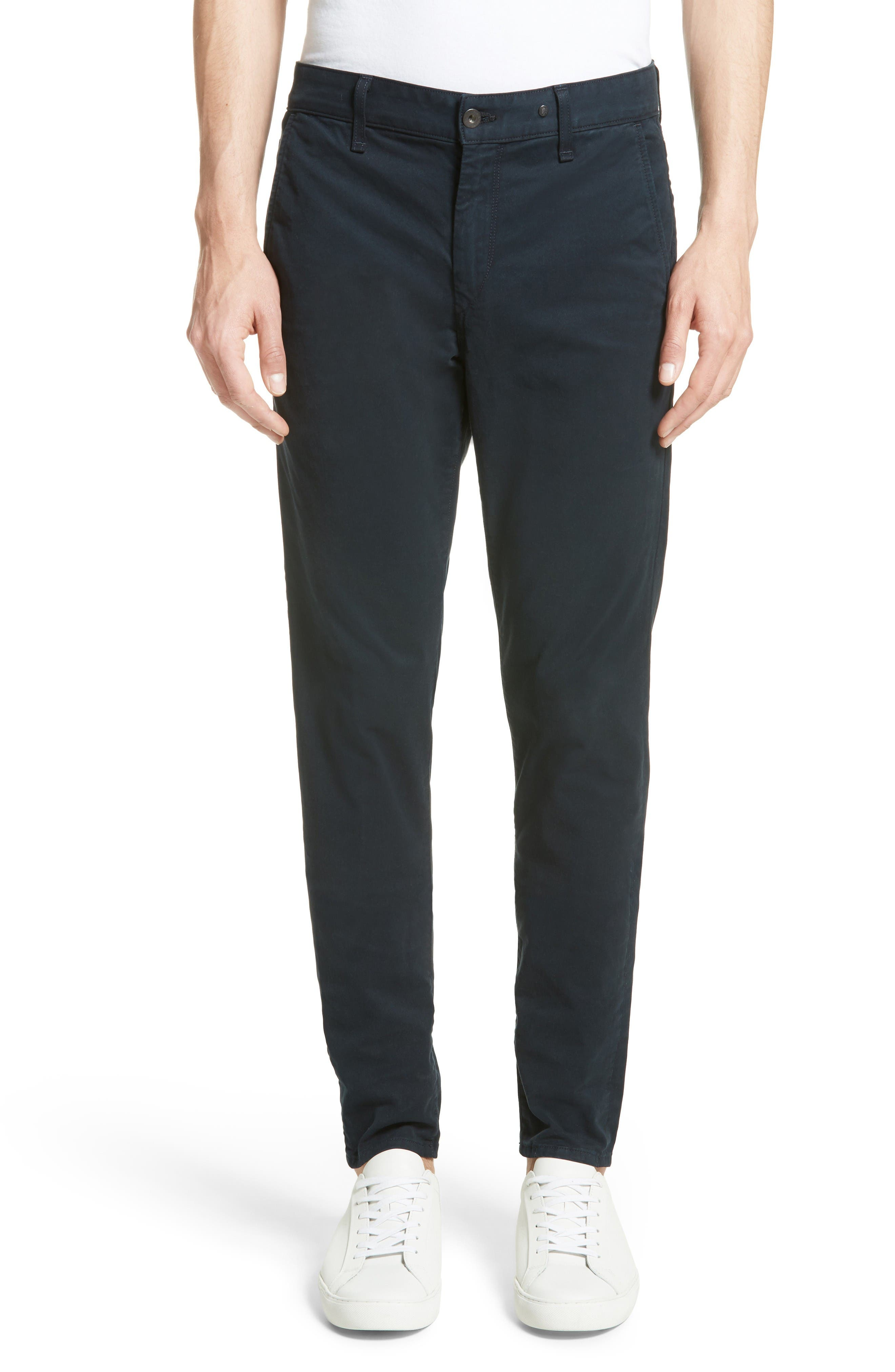 Fit 2 Slim Fit Chinos,                         Main,                         color, Navy