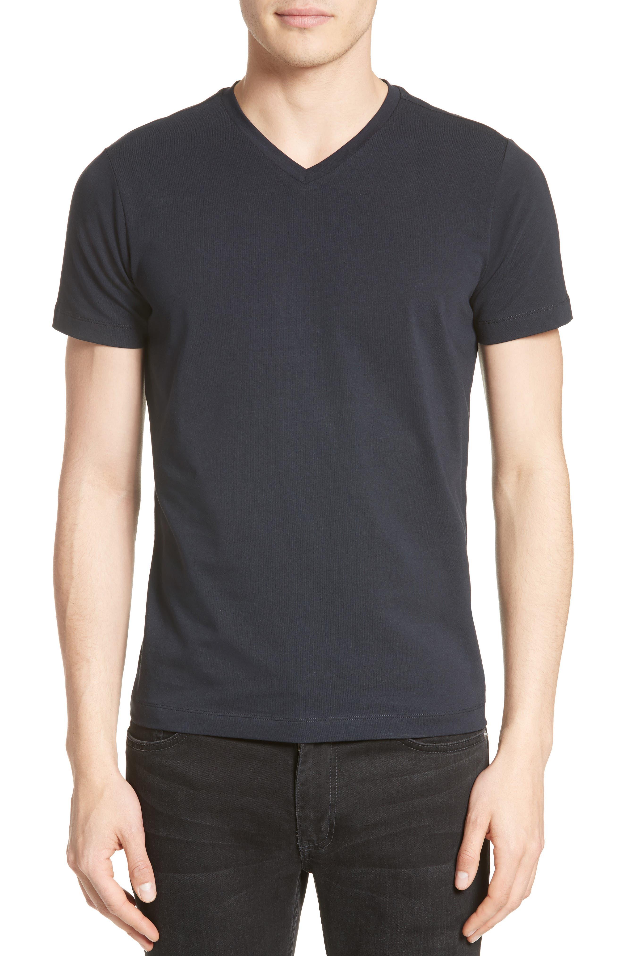 Armani Collezioni V-Neck T-Shirt