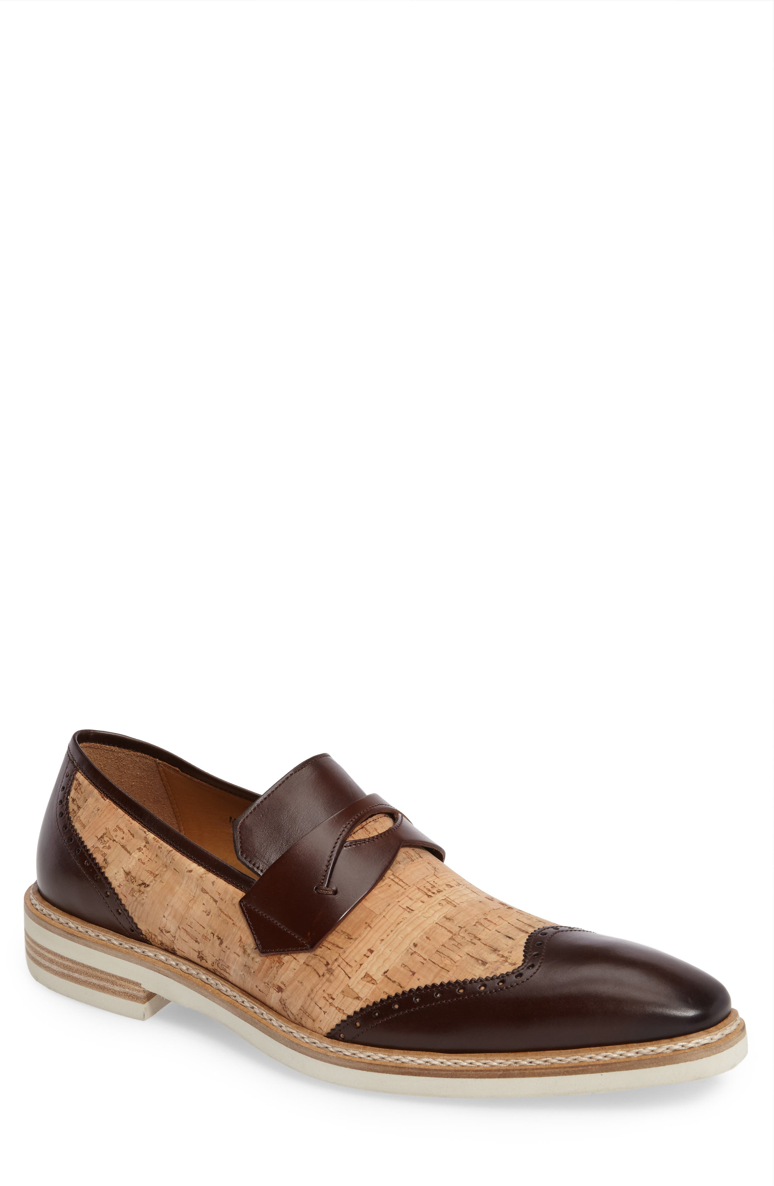 Alternate Image 1 Selected - Mezlan Redi Venetian Loafer (Men)
