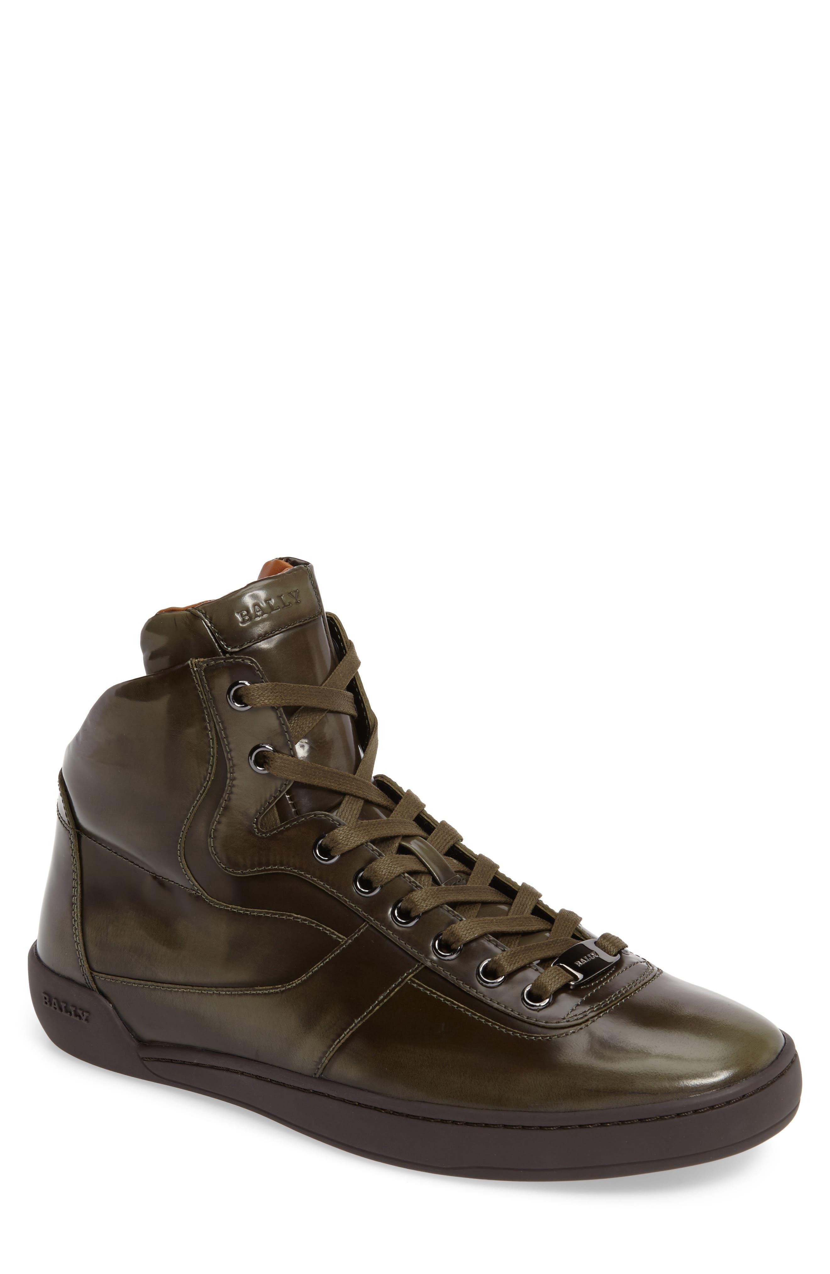 Bally Eroy High Top Sneaker (Men)