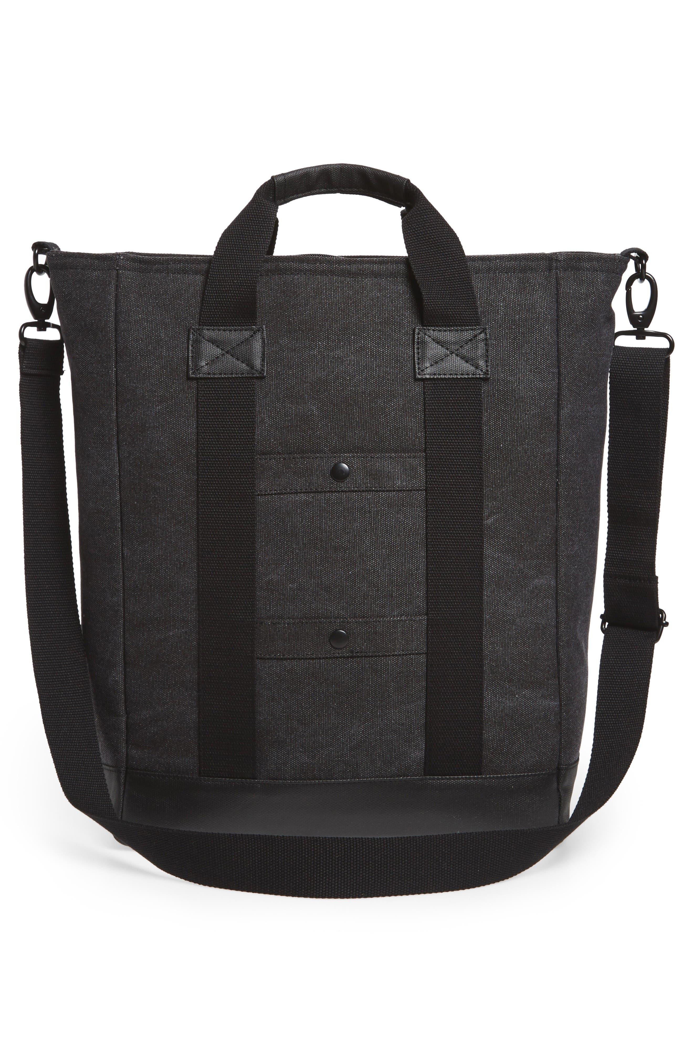 Alternate Image 3  - HEX Canvas Tote Bag