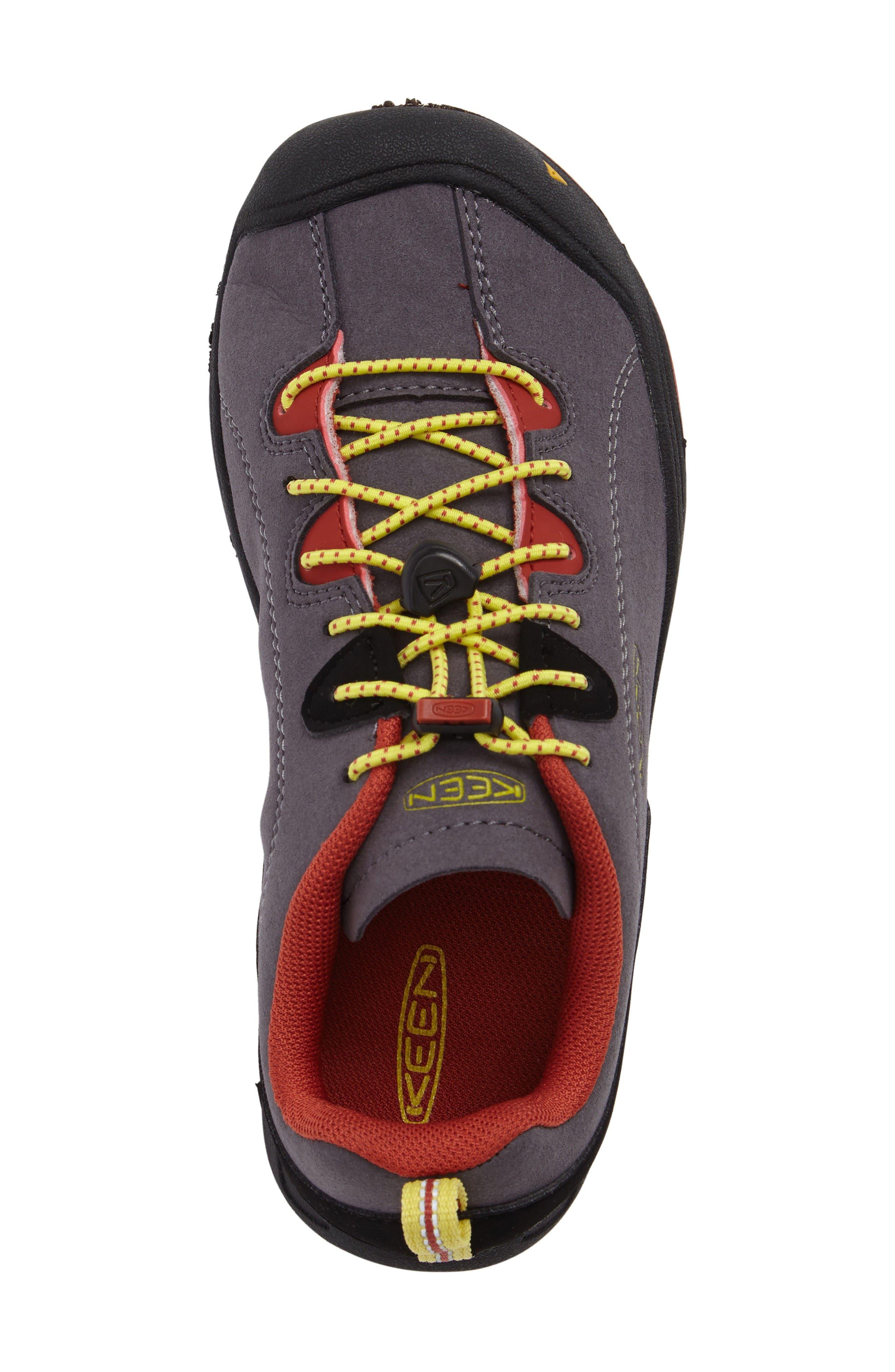 Jasper Sneaker,                             Alternate thumbnail 5, color,                             Magnet