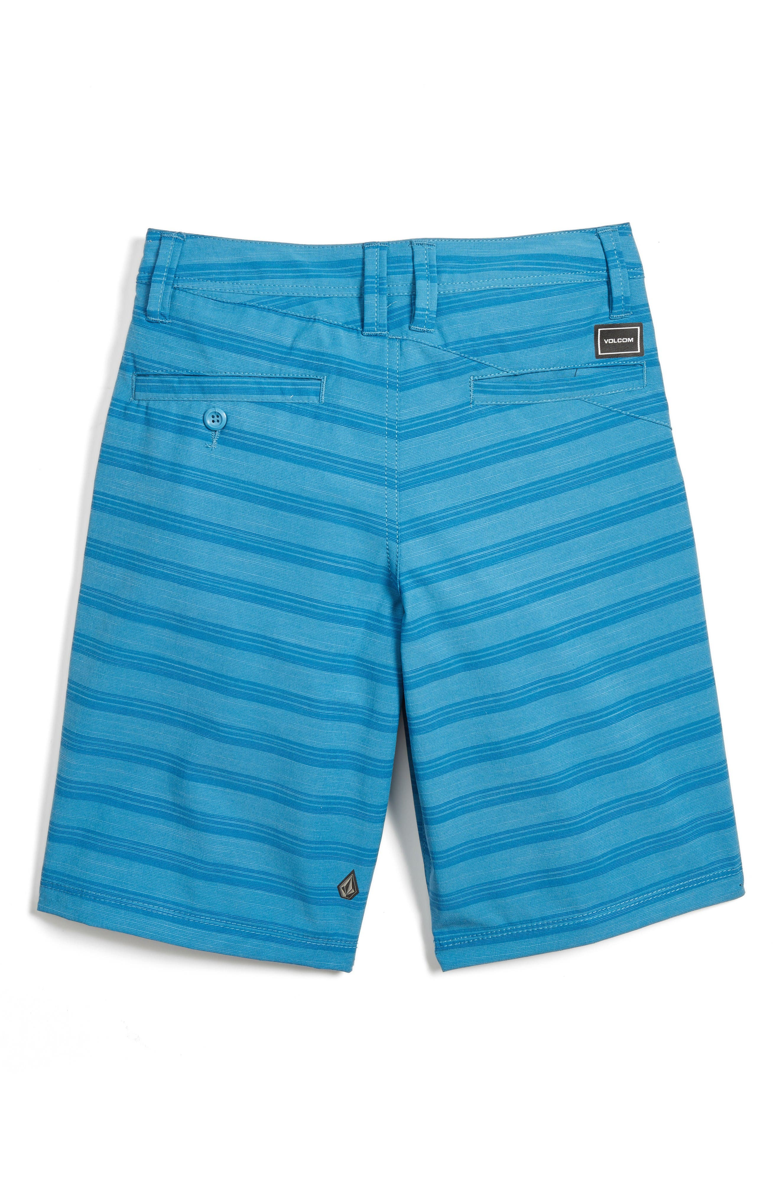 Alternate Image 2  - Volcom Surf N' Turf Hybrid Shorts (Big Boys)