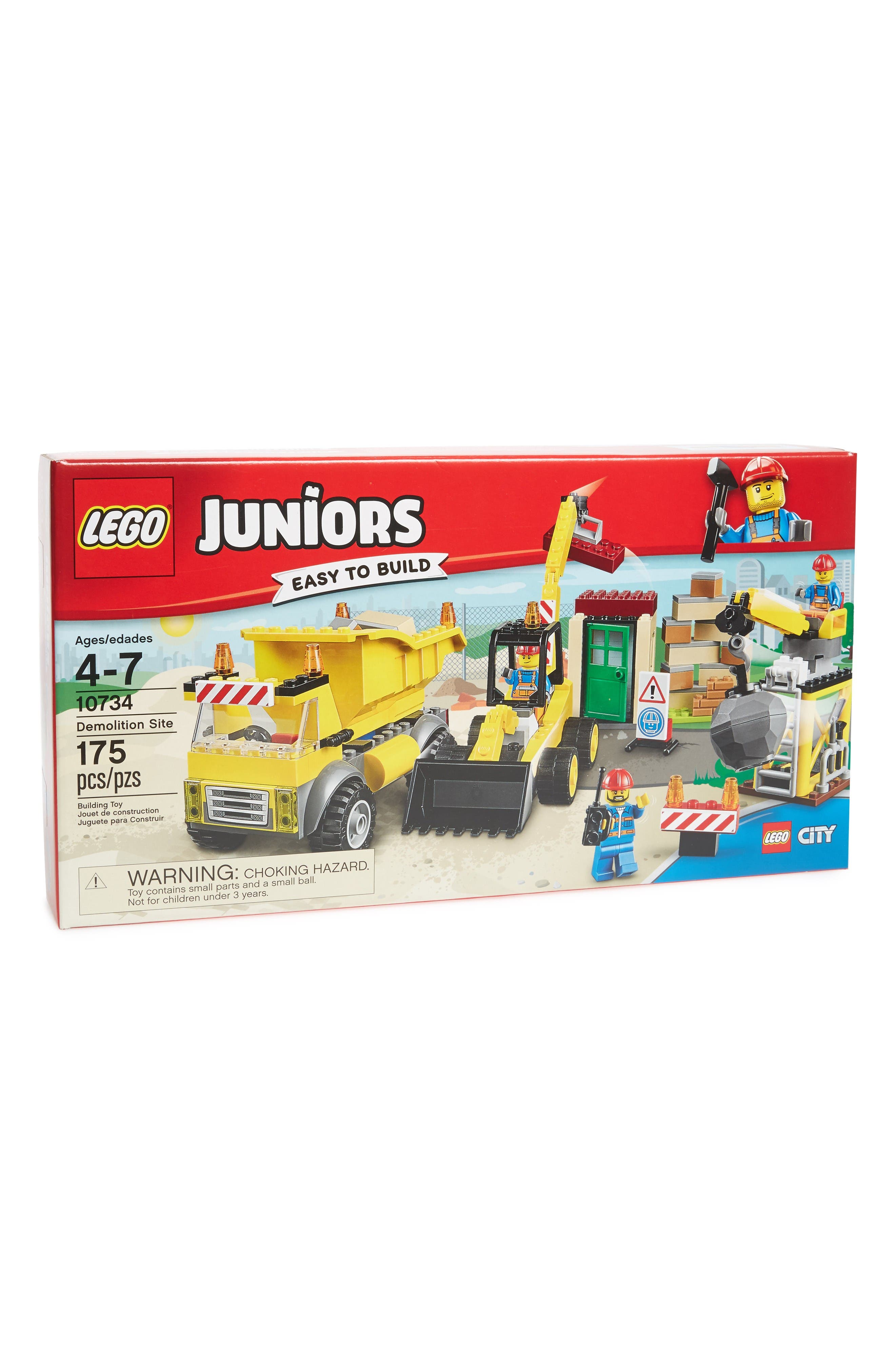 LEGO® Demolition Site – 10734