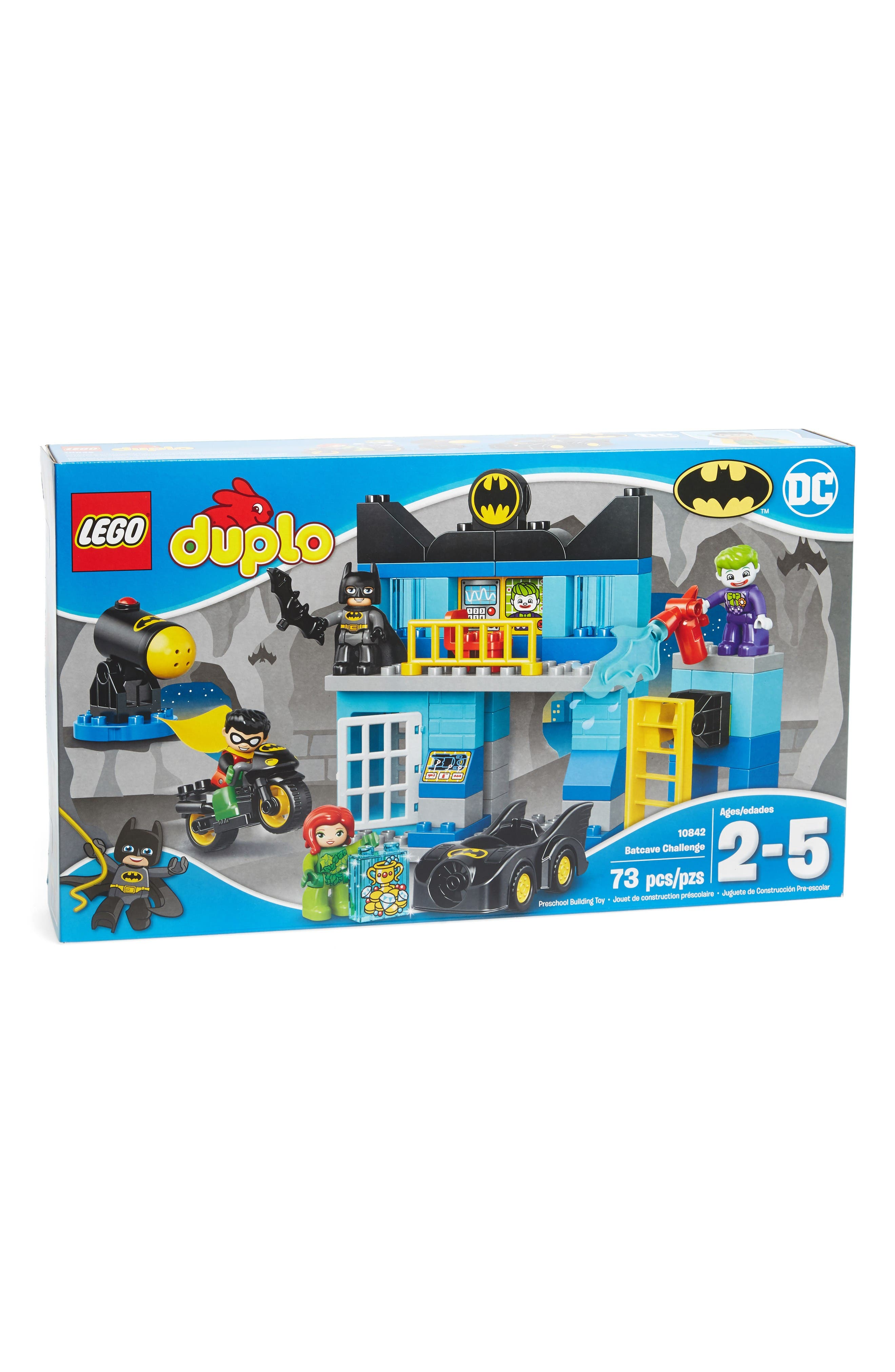 Alternate Image 1 Selected - LEGO® DUPLO® Batcave Challenge – 10842