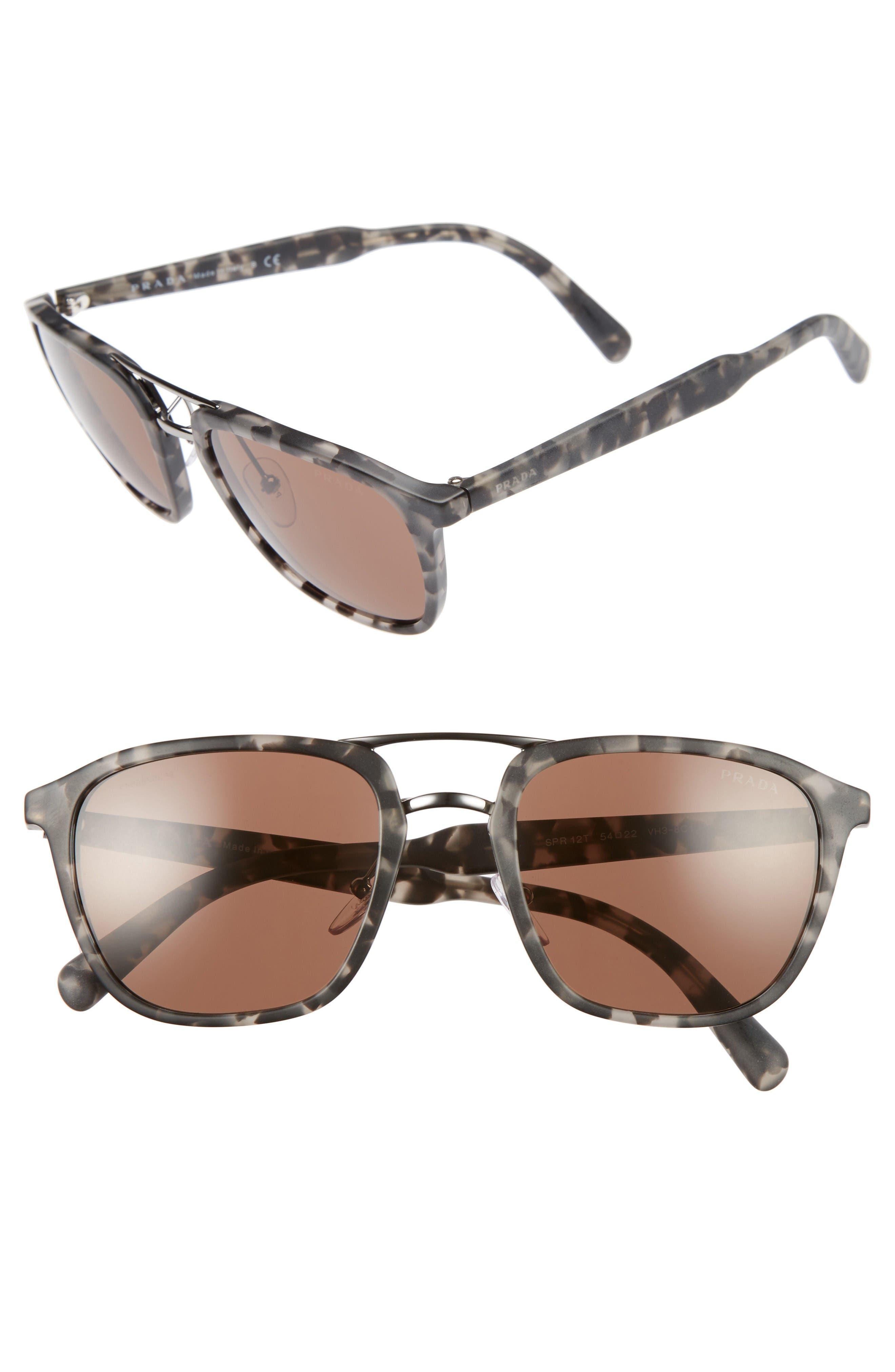 54mm Sunglasses,                         Main,                         color, Grey