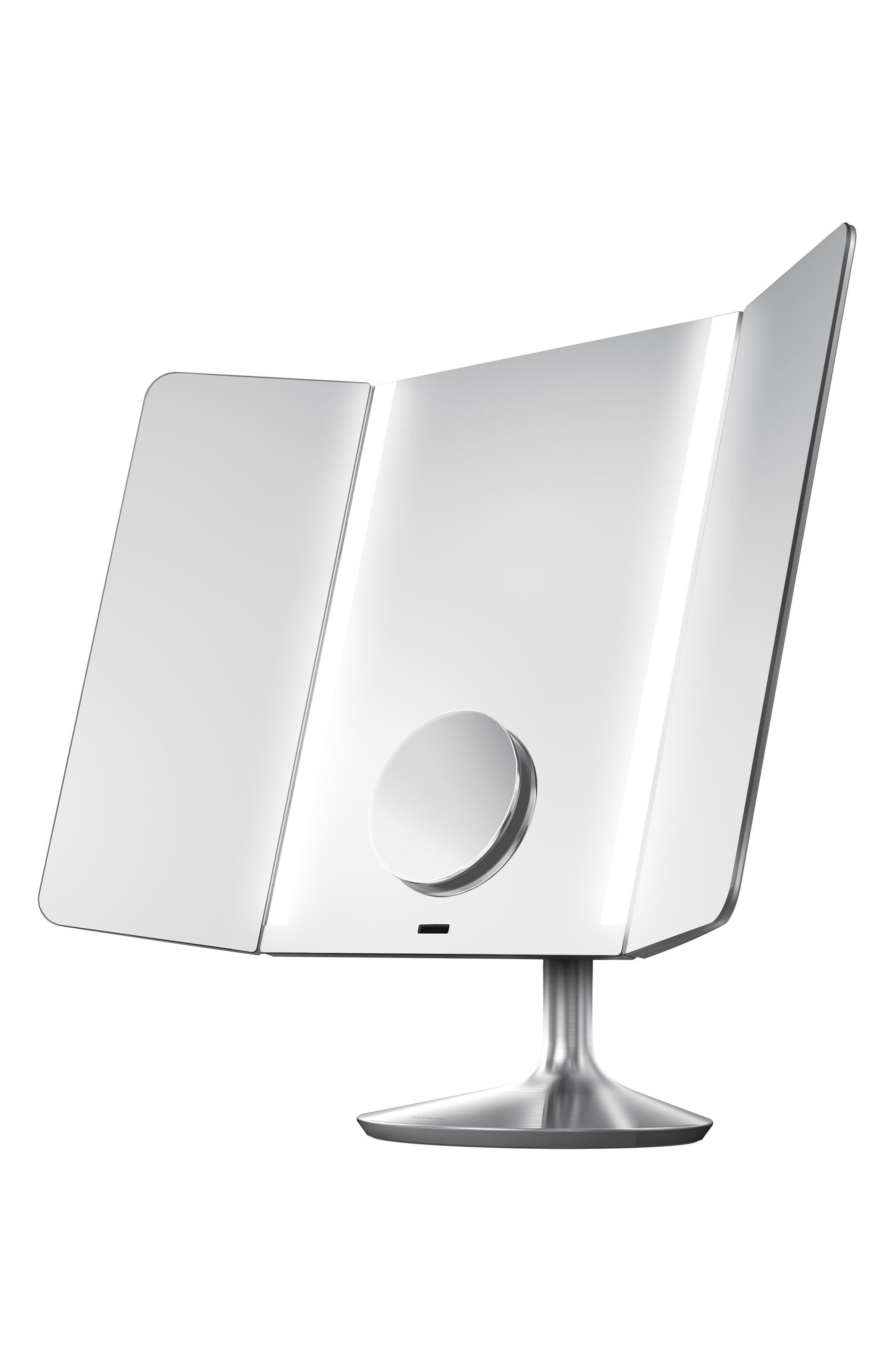 Alternate Image 1 Selected - simplehuman Sensor Mirror Pro Wide View