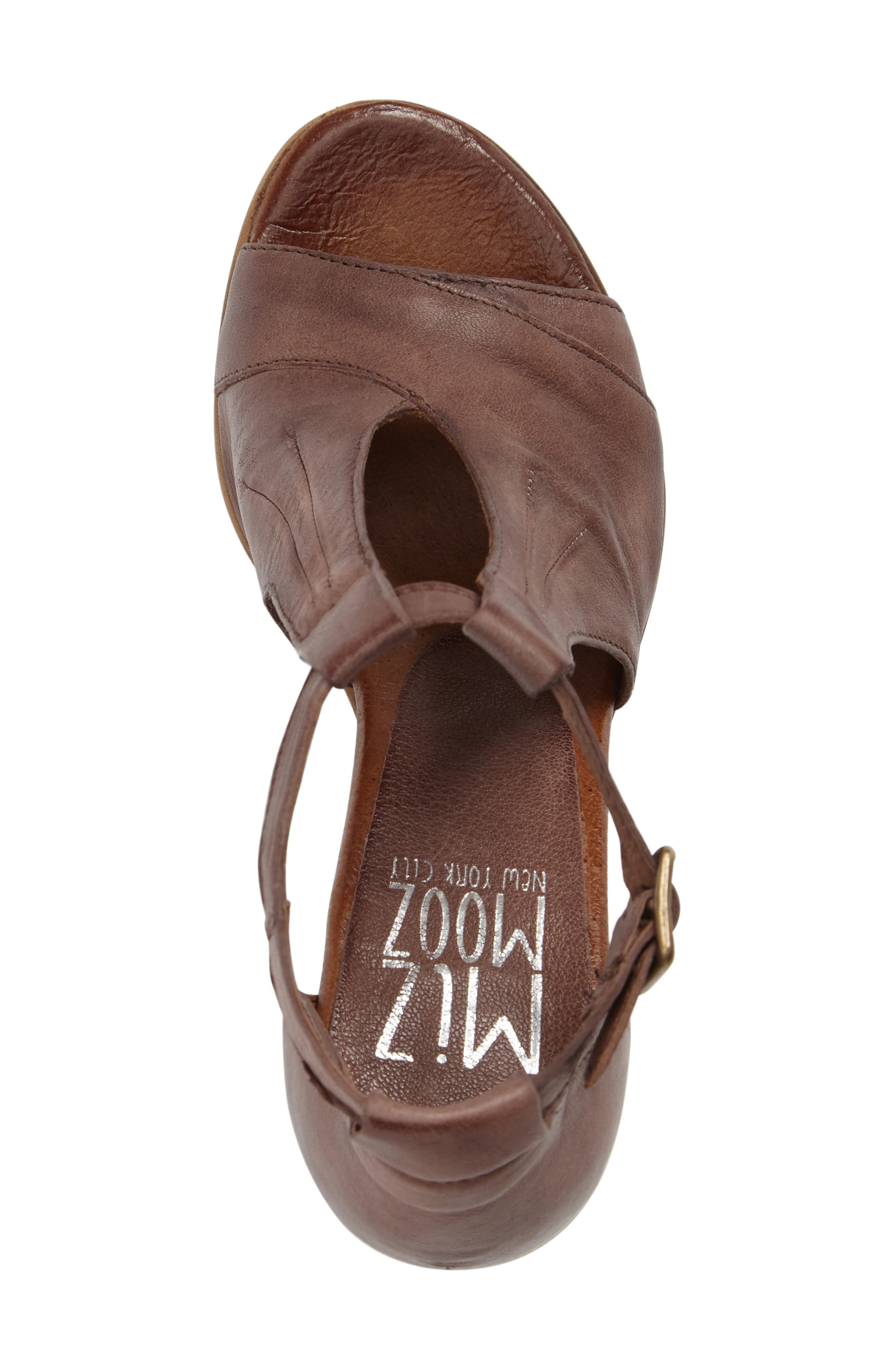 Alternate Image 5  - Miz Mooz Savannah T-Strap Strap Sandal (Women)