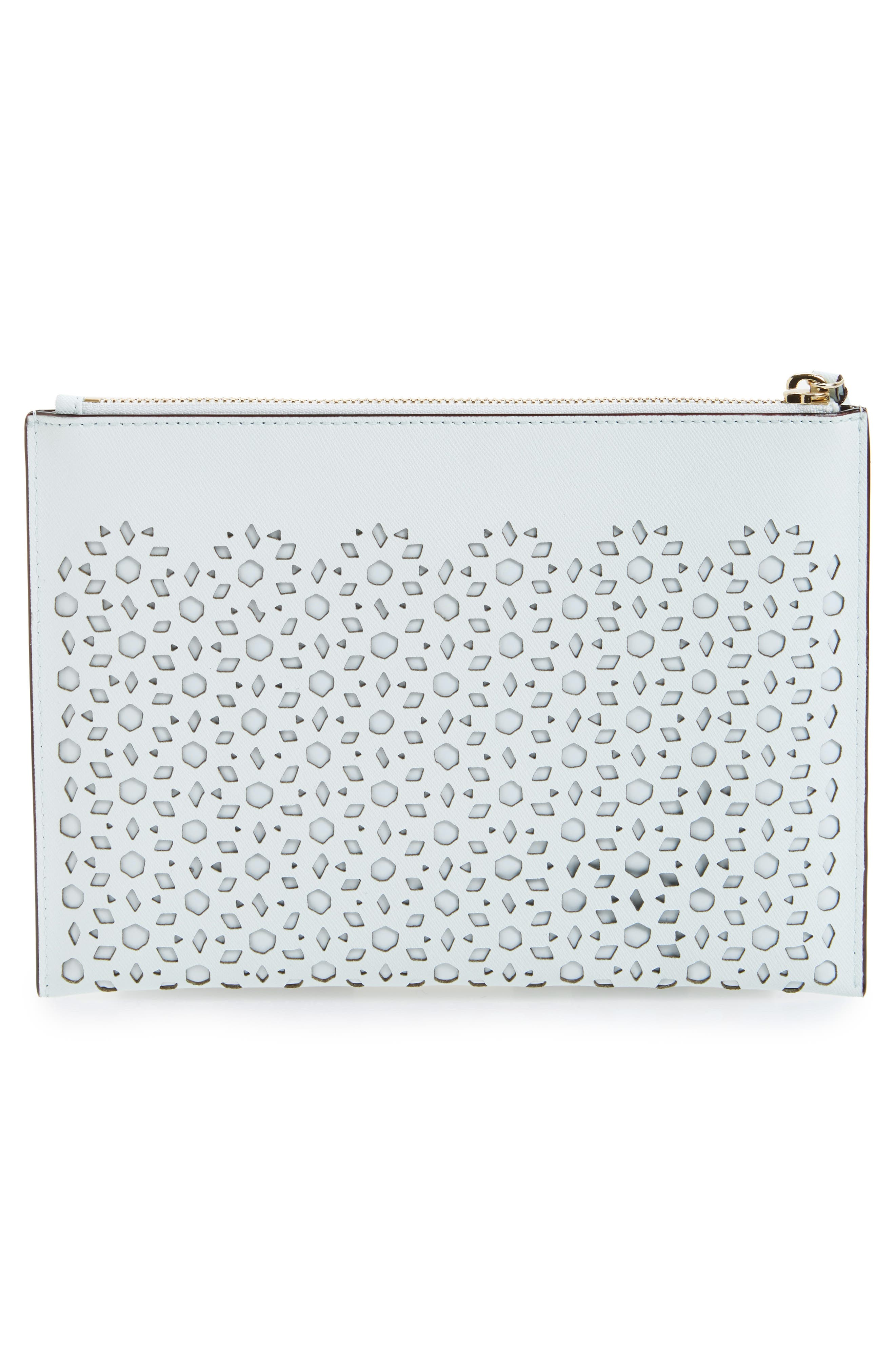 Alternate Image 3  - kate spade new york cameron street - bella leather pouch