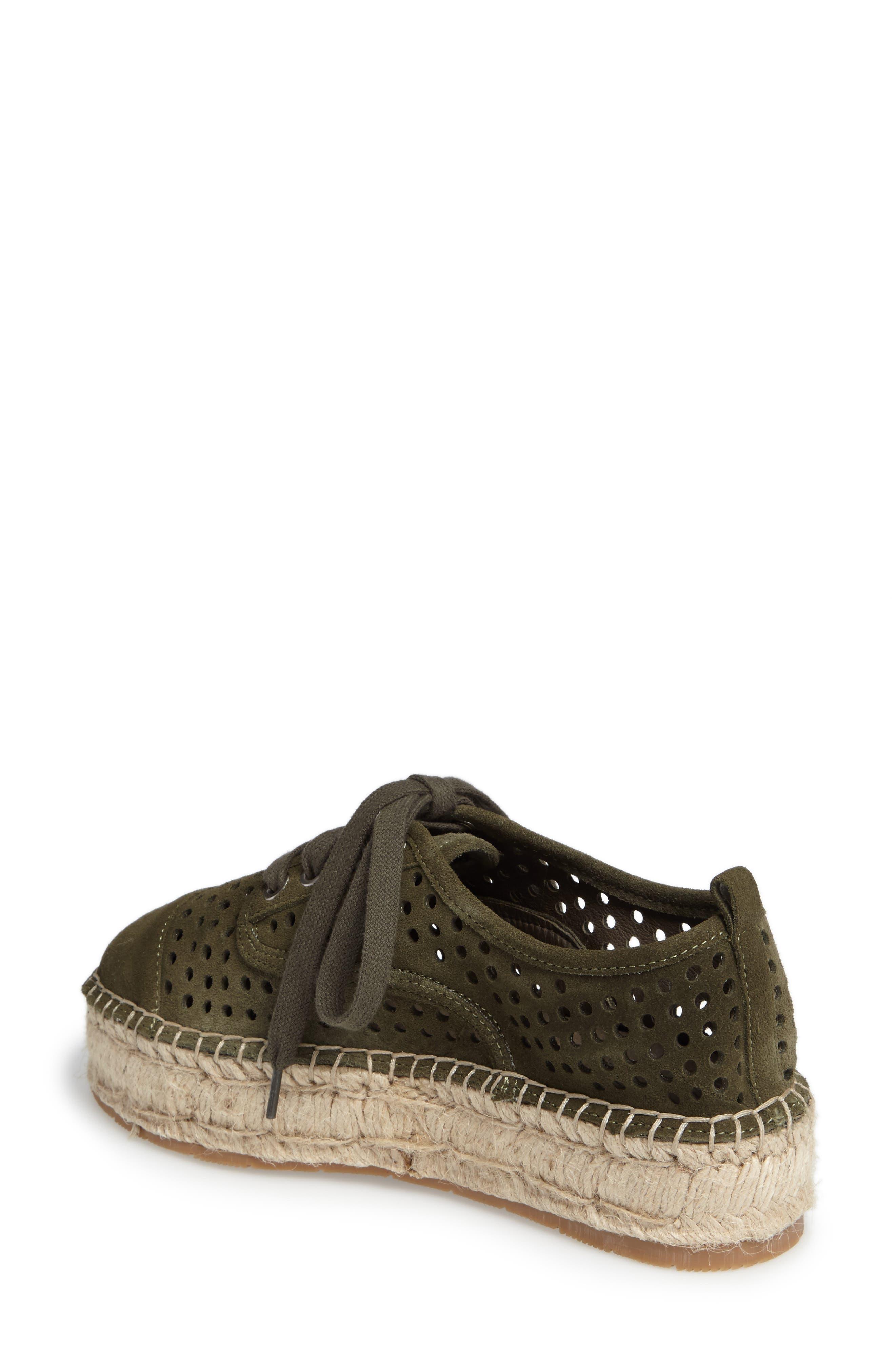 Alternate Image 2  - JSlides Rileyy Espadrille Sneaker (Women)