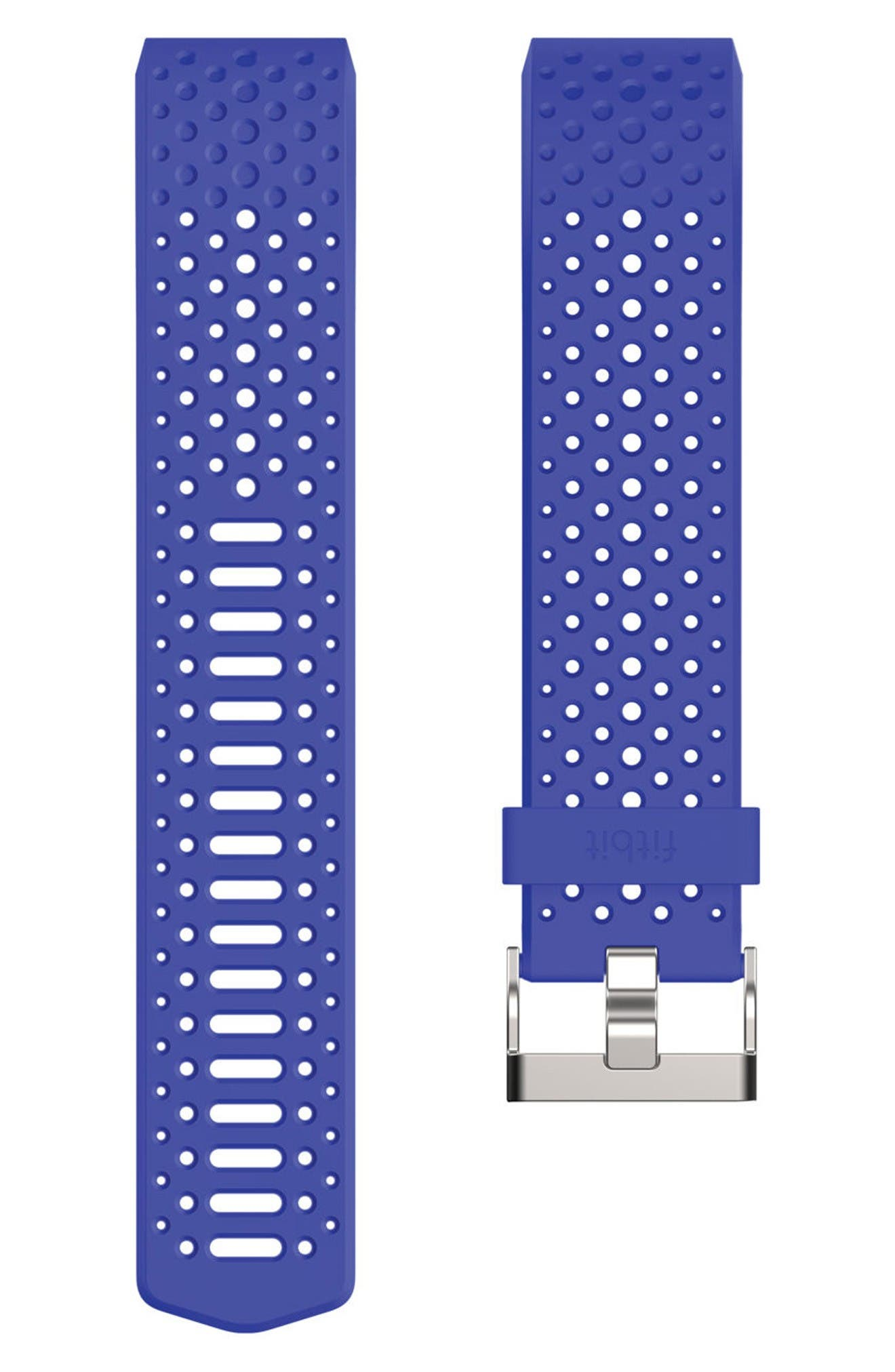 Charge 2 Sport Accessory Band,                             Main thumbnail 1, color,                             Cobalt