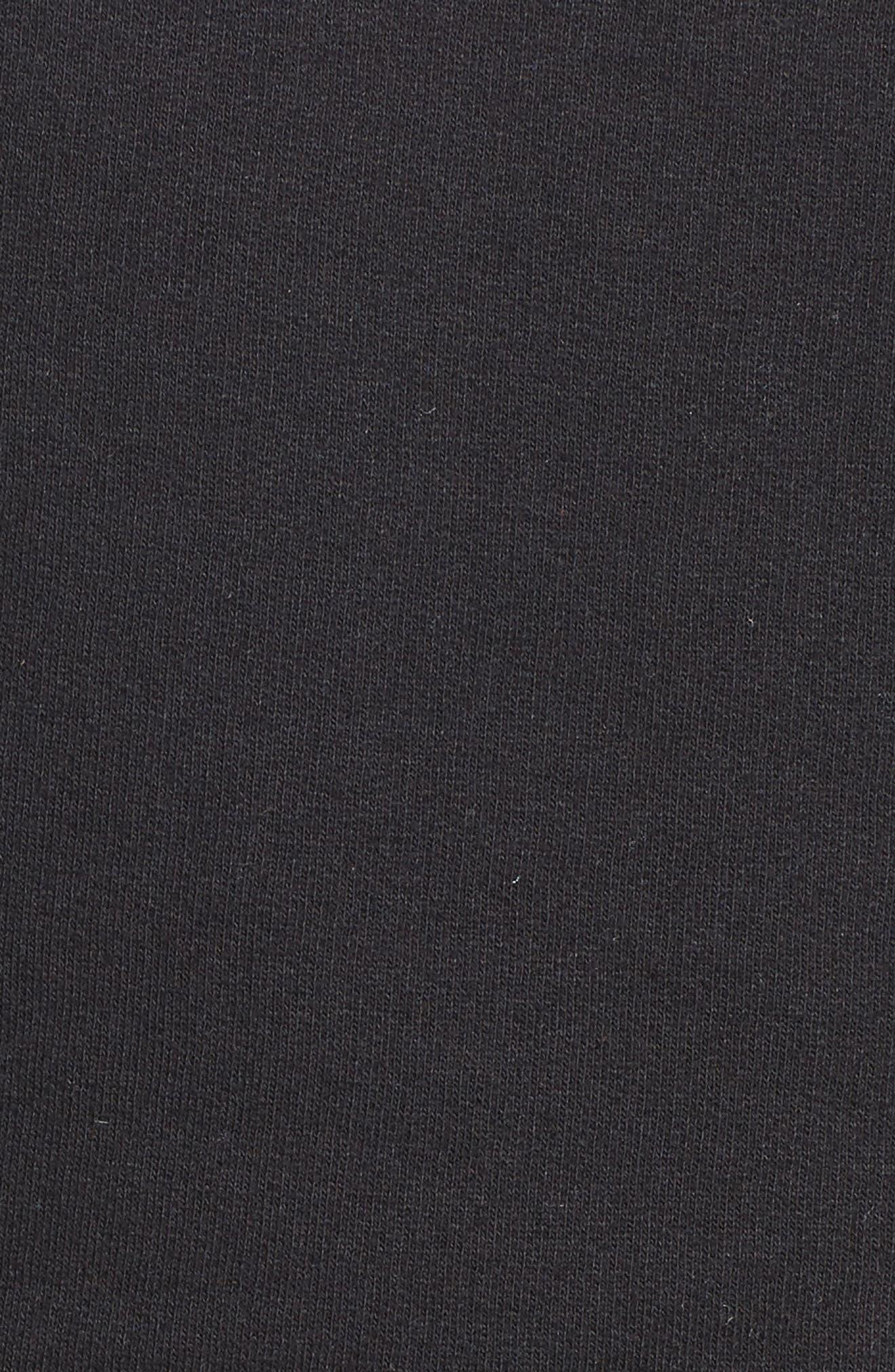 Alternate Image 5  - BRUNETTE the Label 'This Wine' Crewneck Sweatshirt
