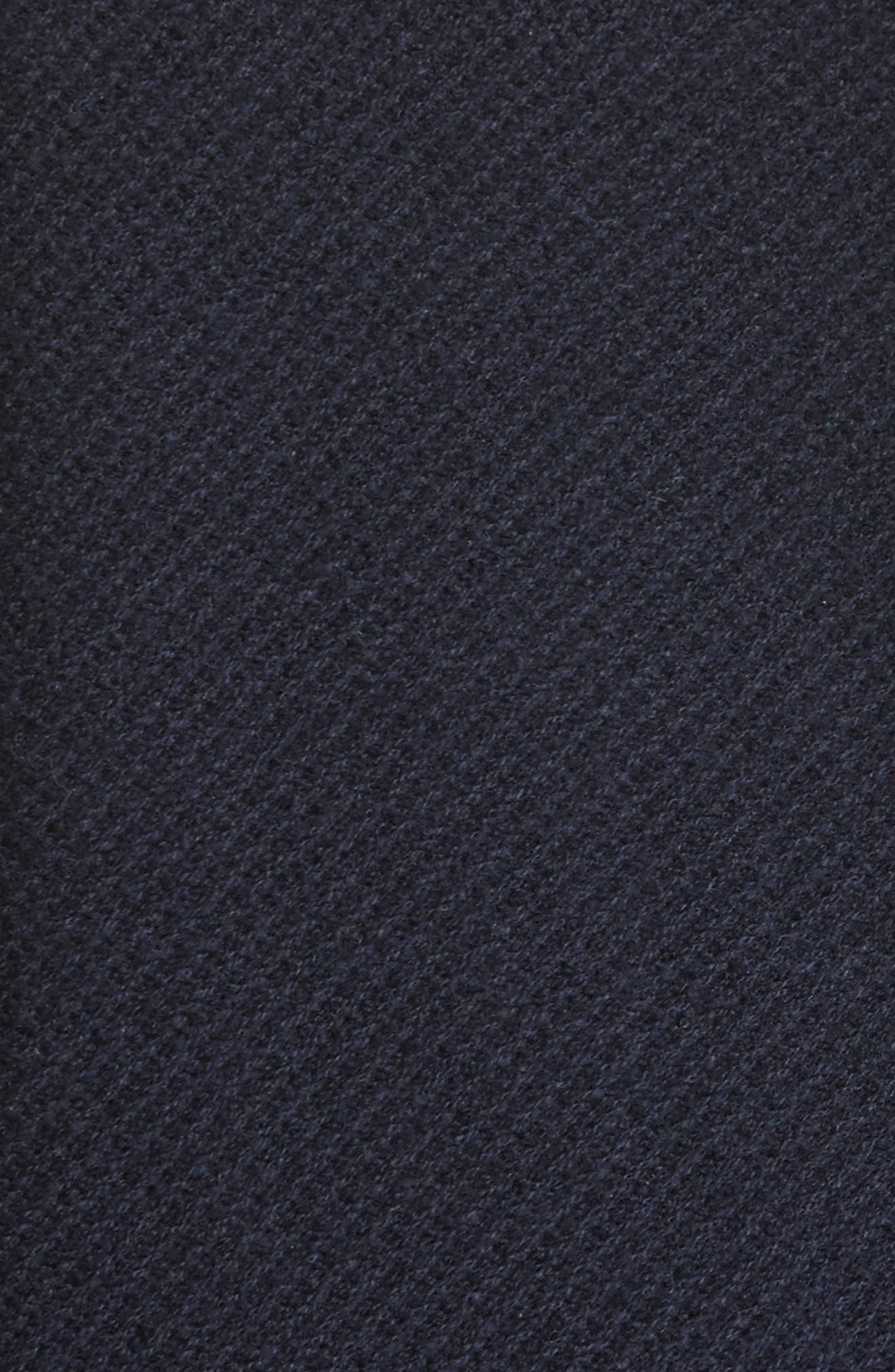 Windowpane Wool & Cashmere Sweater,                             Alternate thumbnail 3, color,                             Navy Multi