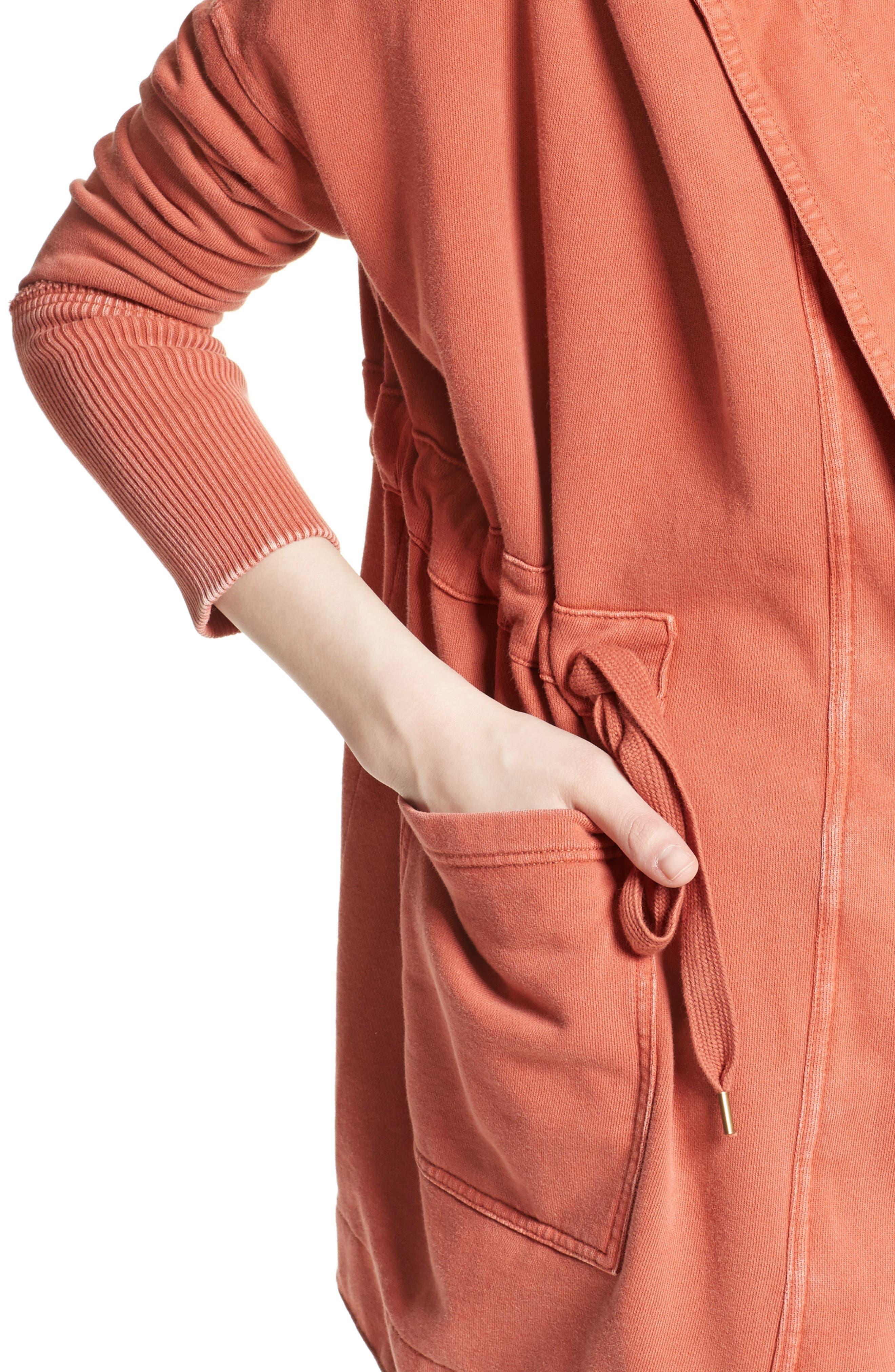 Alternate Image 4  - Free People Brentwood Cotton Cardigan