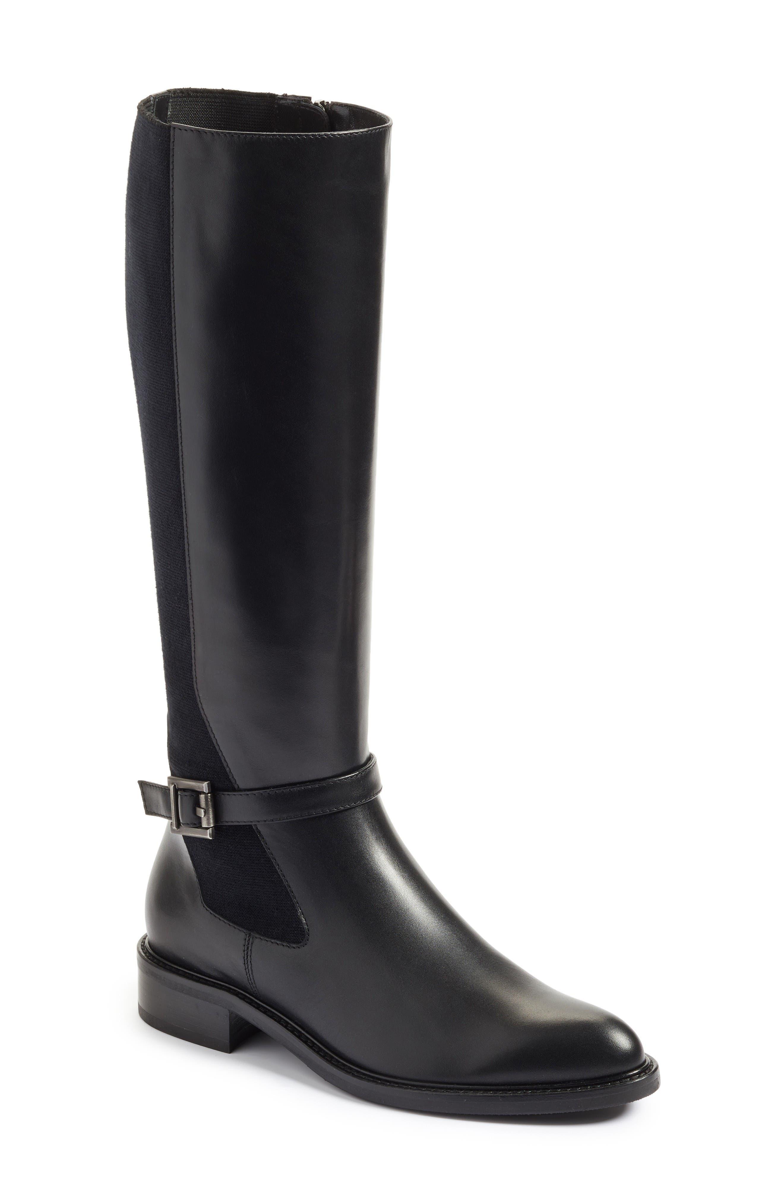 Alternate Image 1 Selected - Aquatalia Genna Weatherproof Tall Boot (Women)