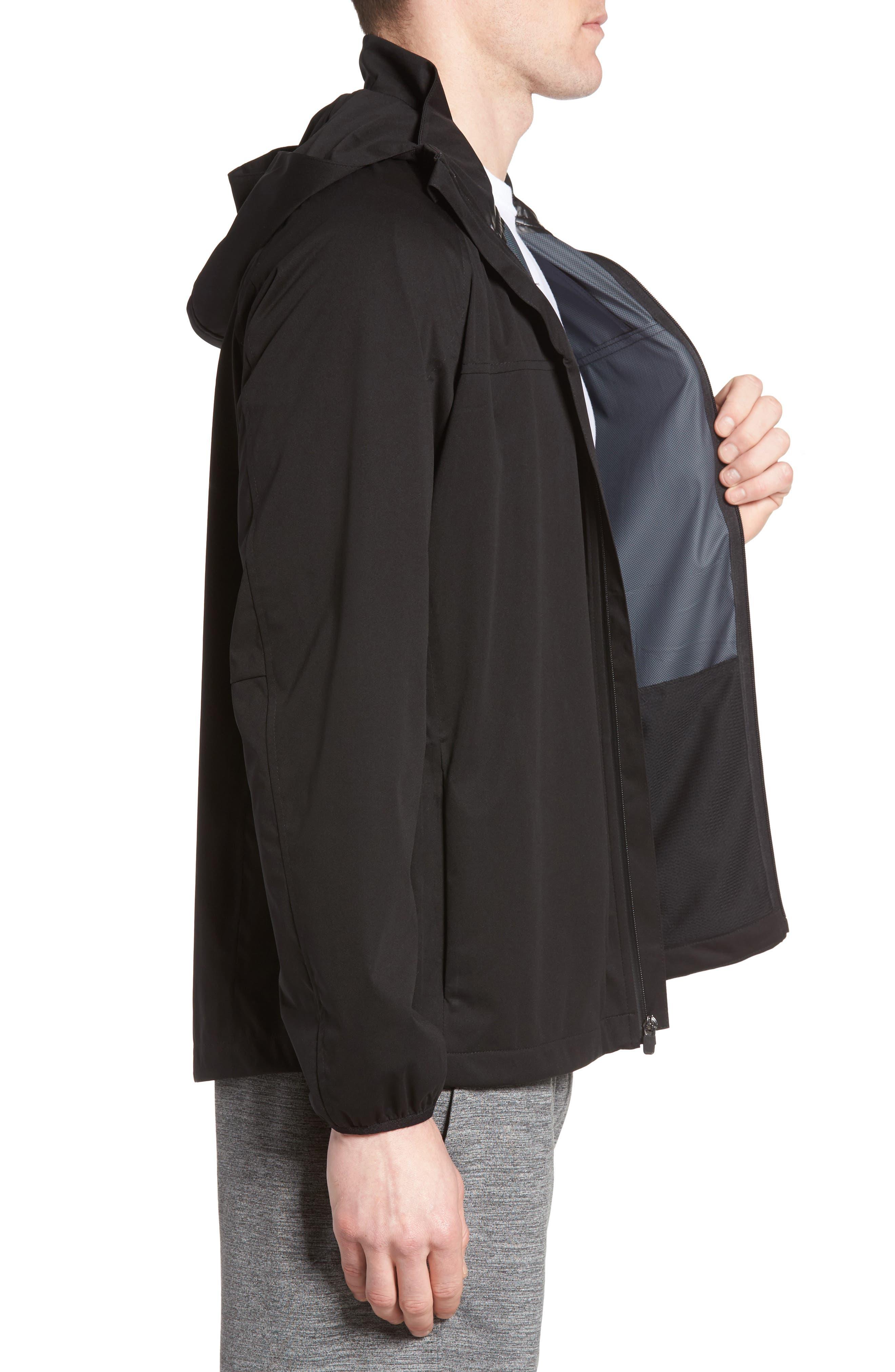 Alternate Image 3  - Zella Minimum Waterproof Jacket