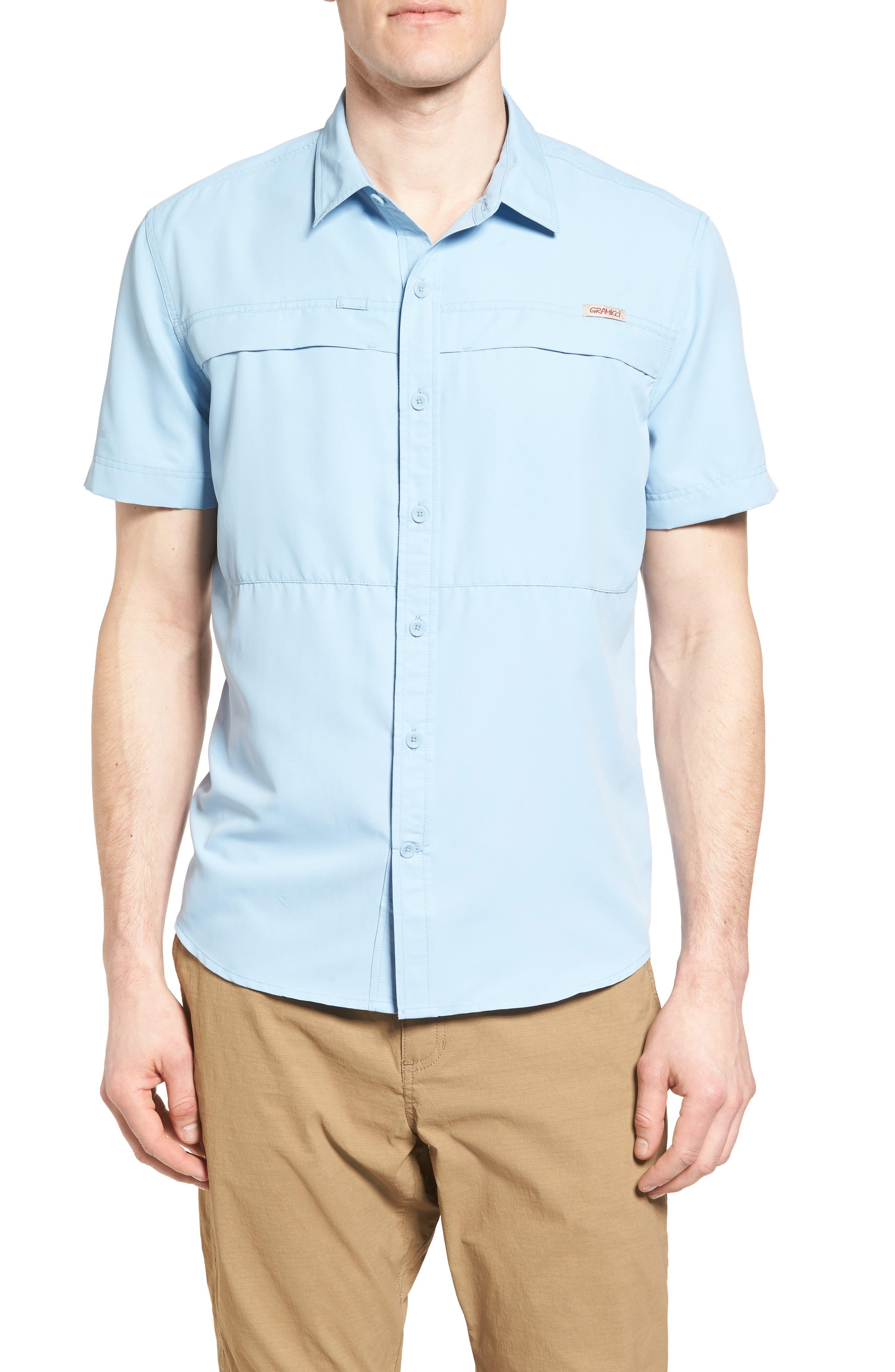Alternate Image 1 Selected - Gramicci Pescador Tech Shirt