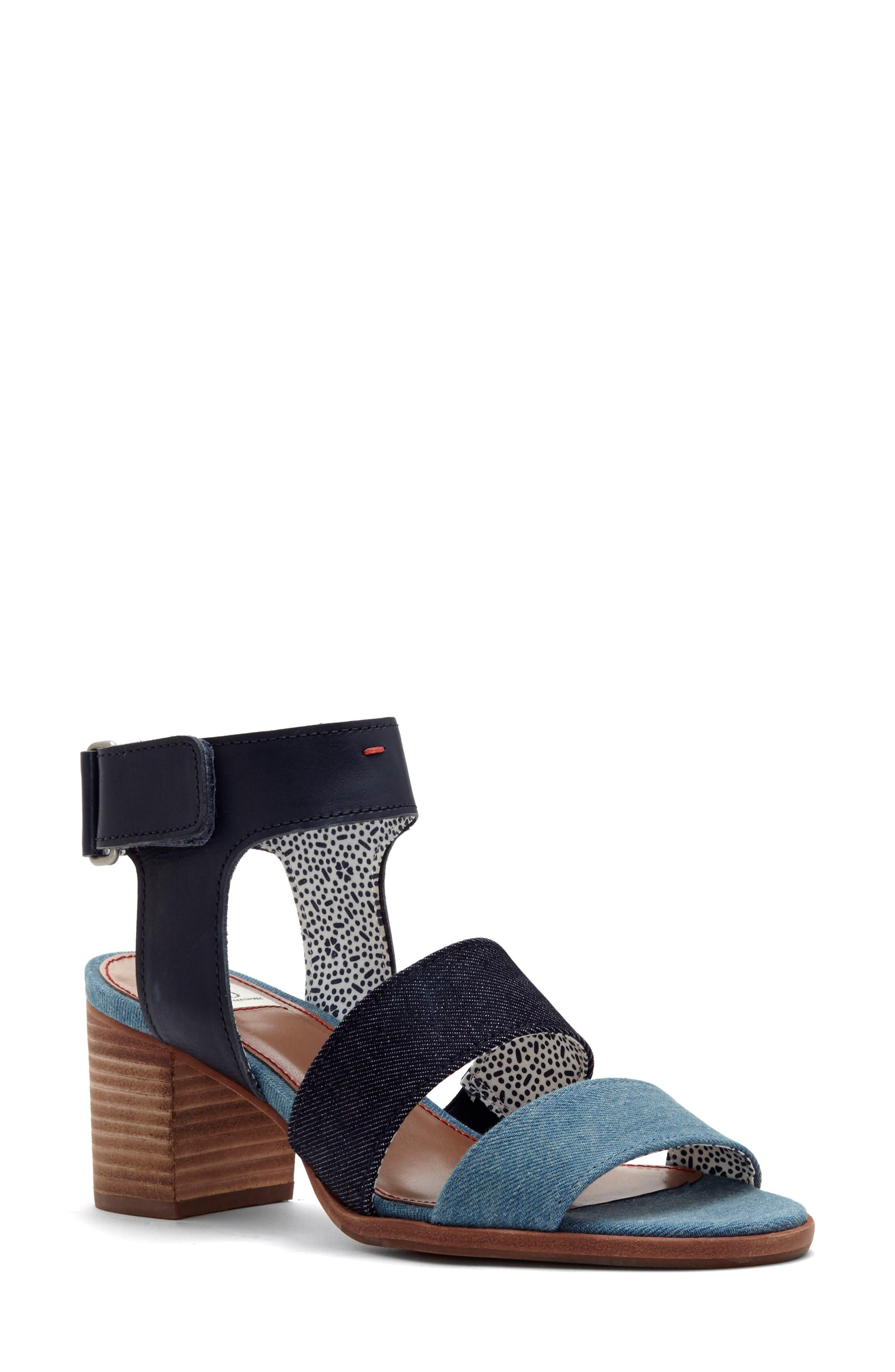 Alternate Image 1 Selected - ED Ellen DeGeneres Tahni Strappy Sandal (Women)