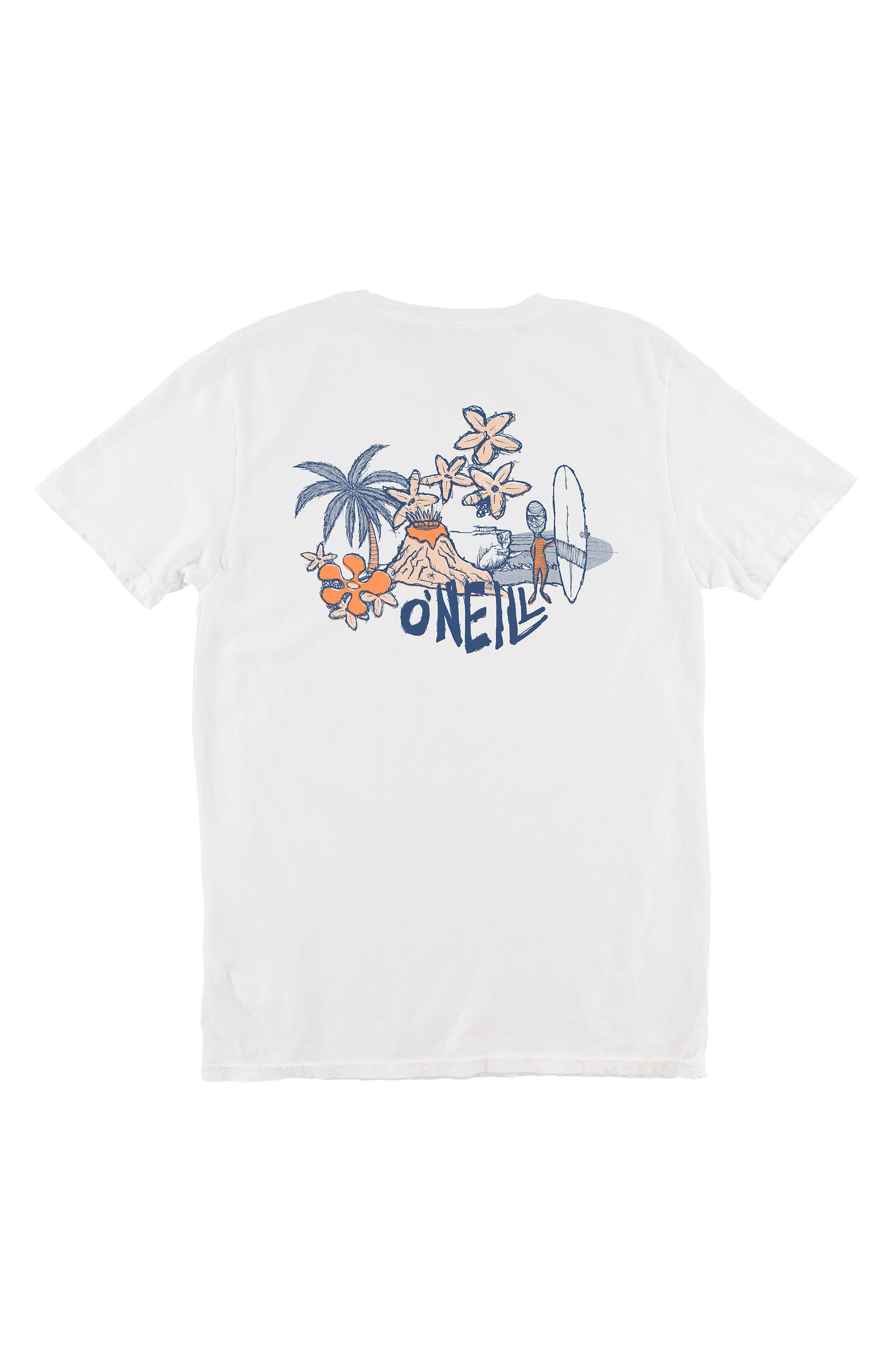 Alternate Image 2  - O'Neill Simich T-Shirt (Toddler Boys & Little Boys)