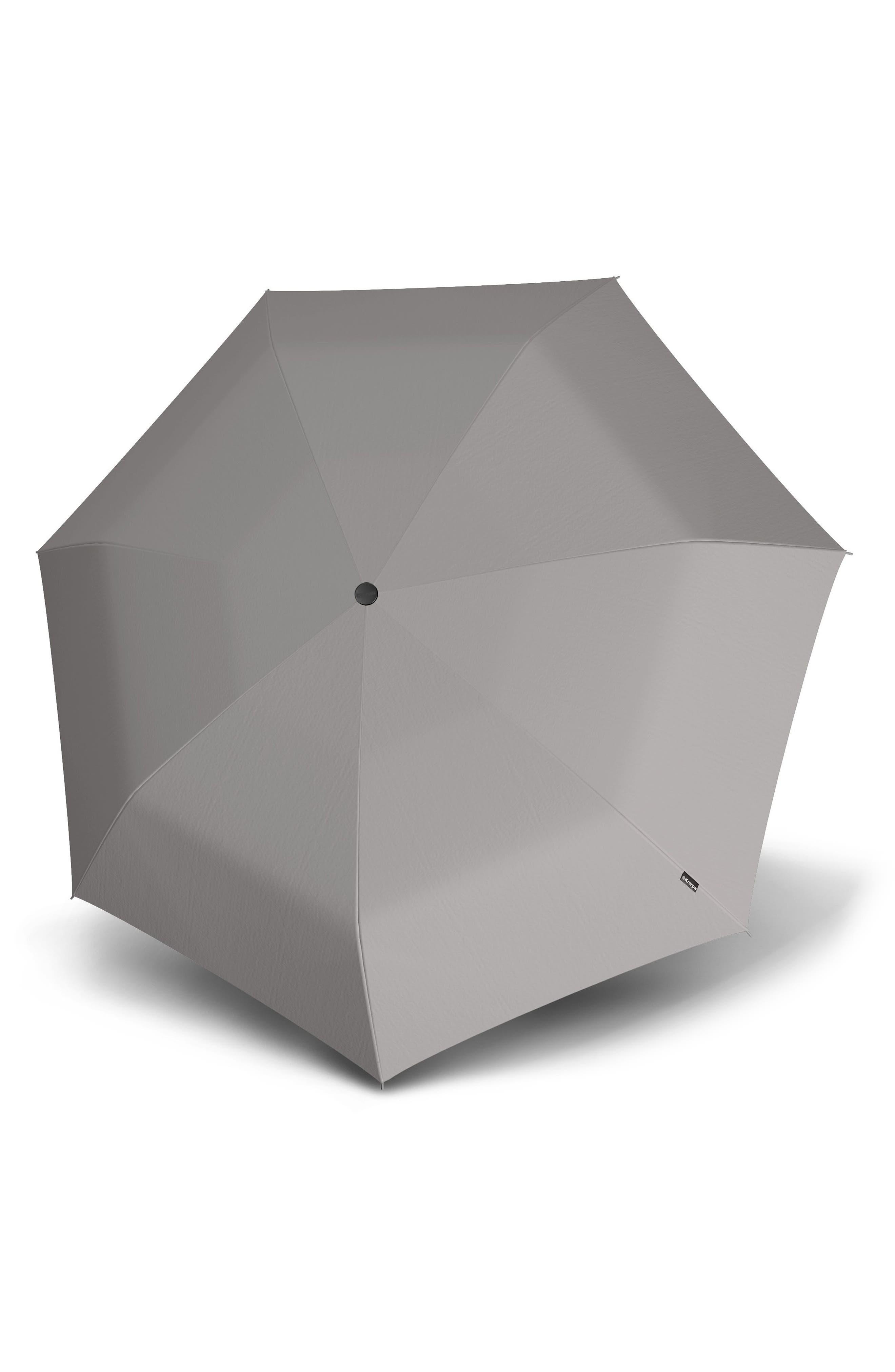 Knirps T2 Duomatic Compact Auto Open/Close Umbrella