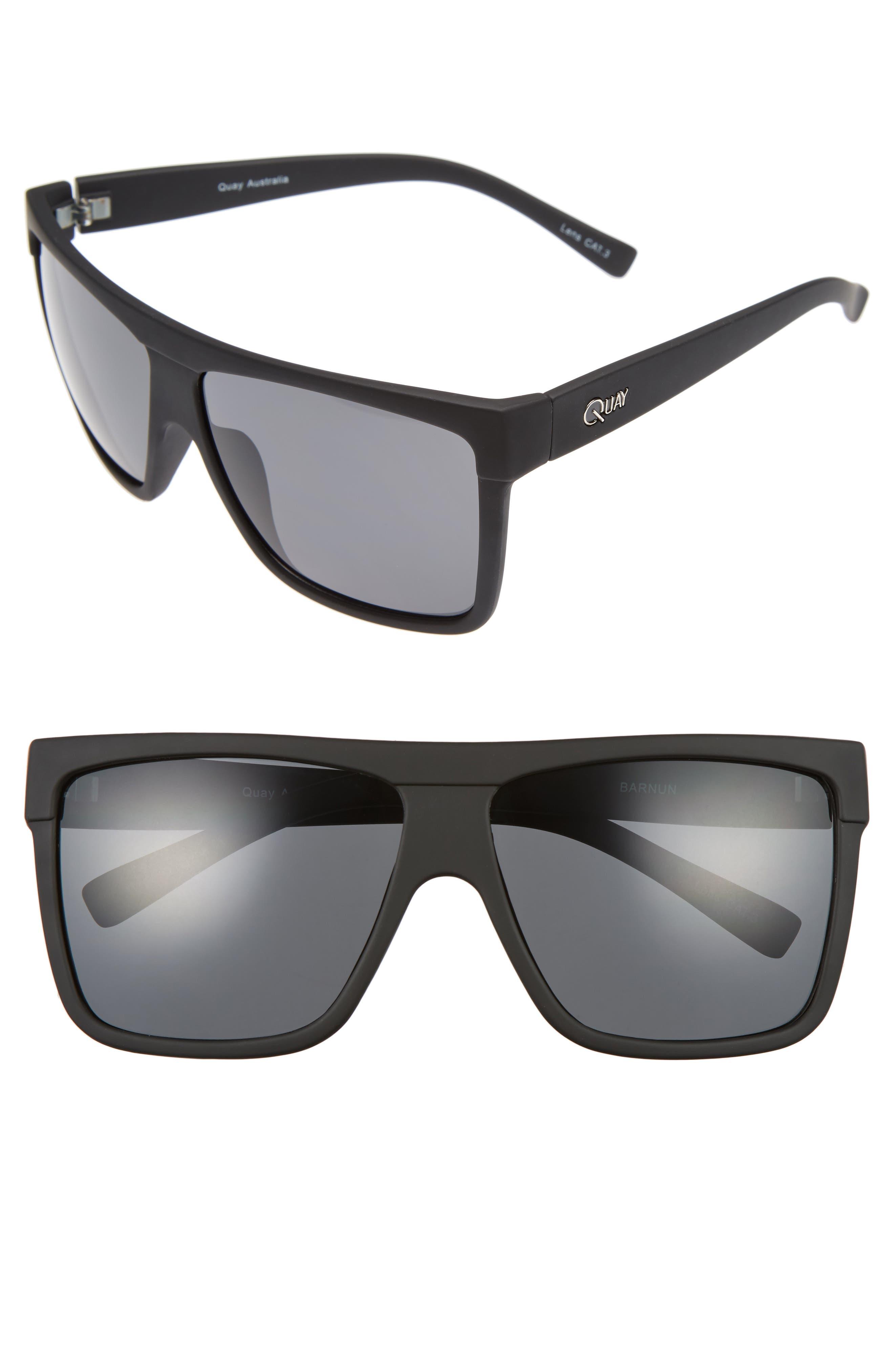 QUAY AUSTRALIA Barnun 60mm Sunglasses