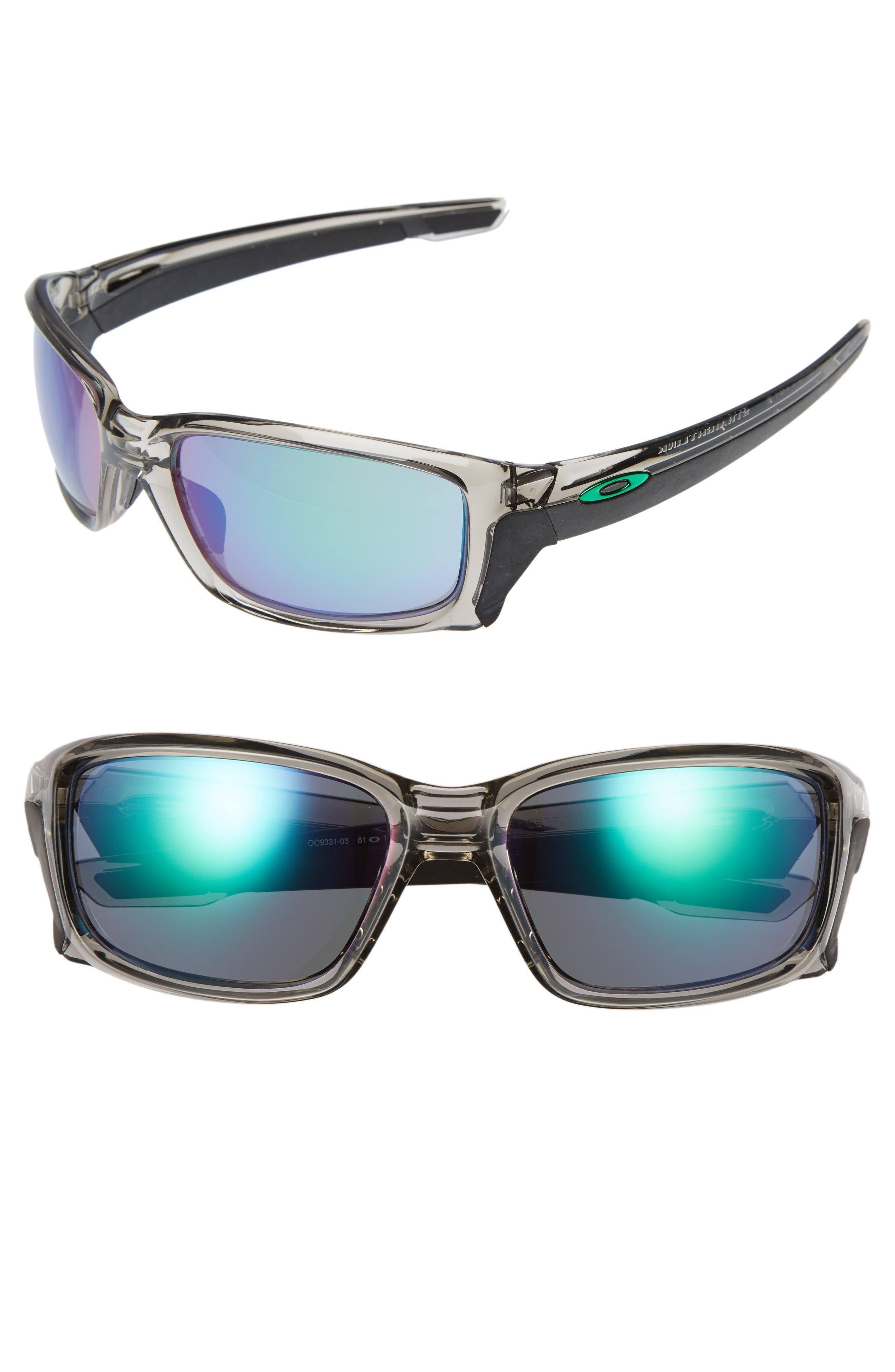 OAKLEY Straightlink 61mm Sunglasses