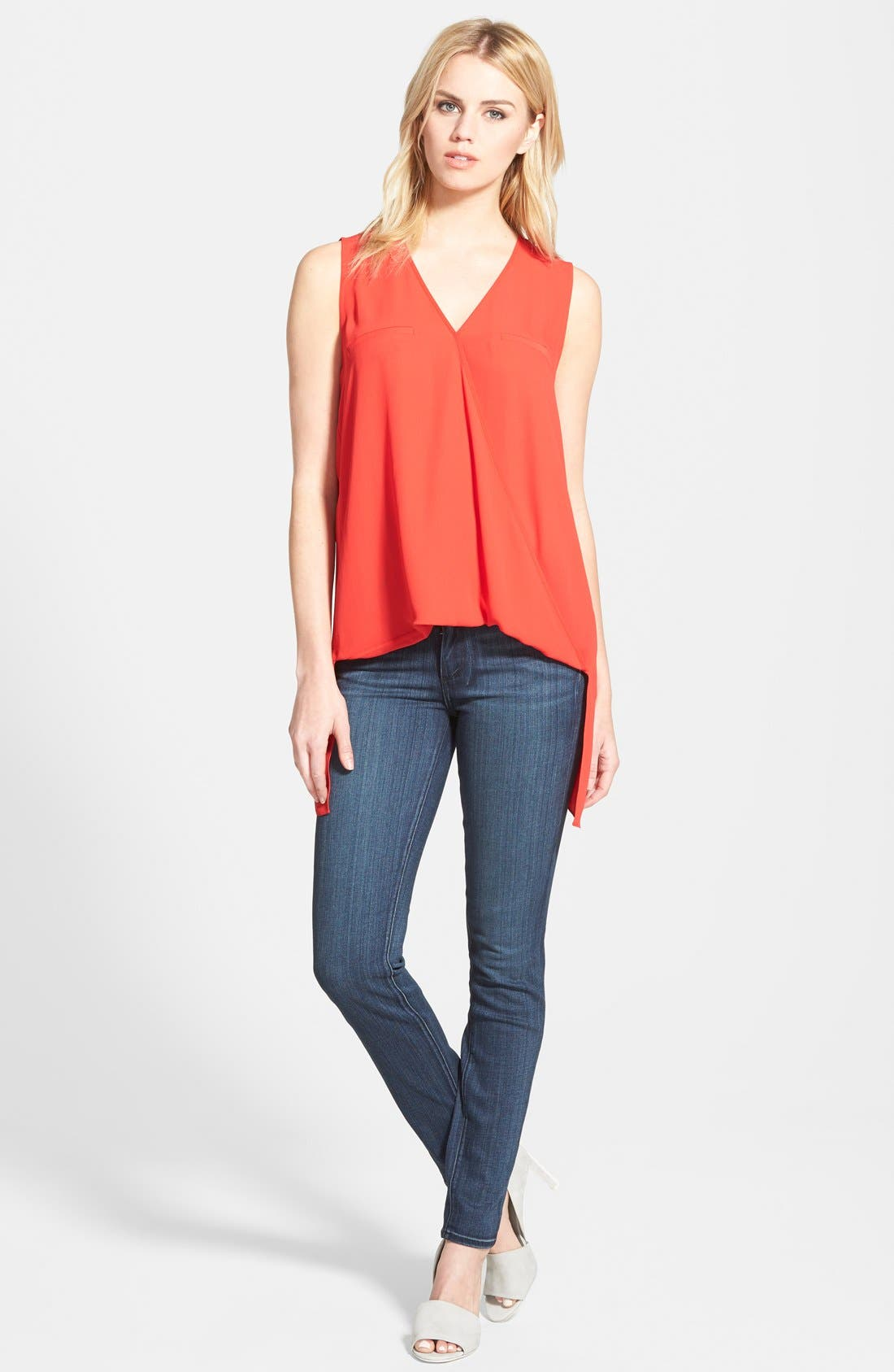 Alternate Image 4  - Paige Denim 'Transcend - Verdugo' Ultra Skinny Jeans (Valor)