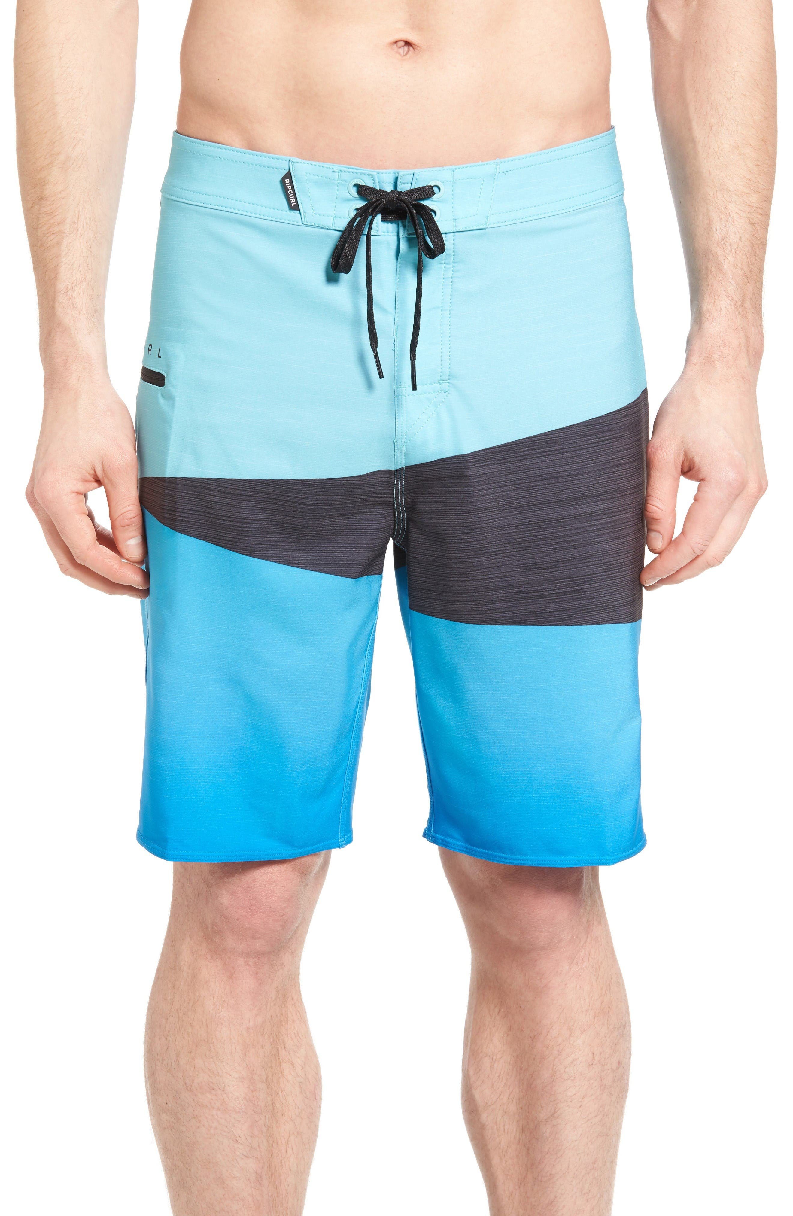 Alternate Image 1 Selected - Rip Curl Mirage Wedge Board Shorts