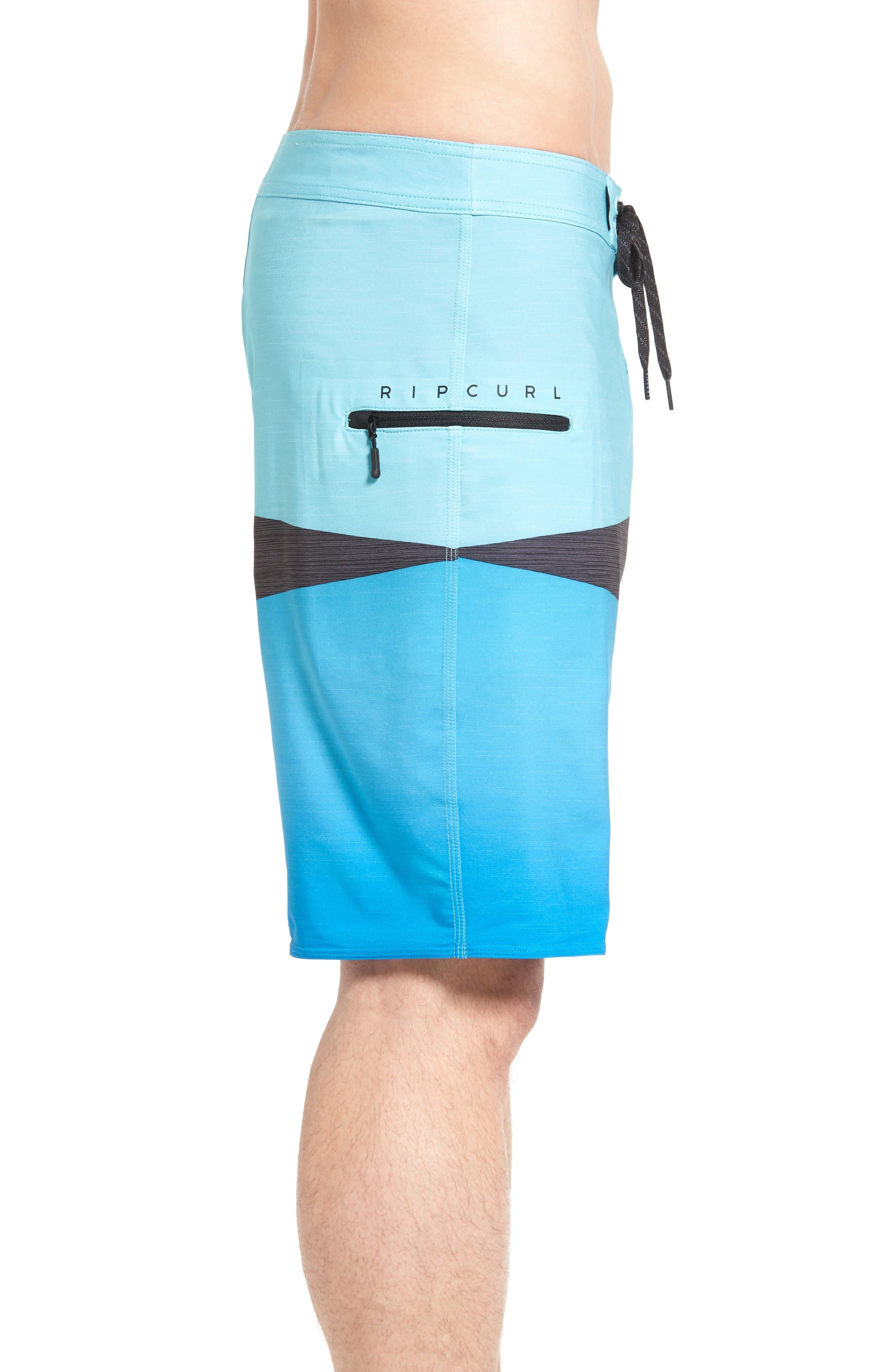 Alternate Image 3  - Rip Curl Mirage Wedge Board Shorts