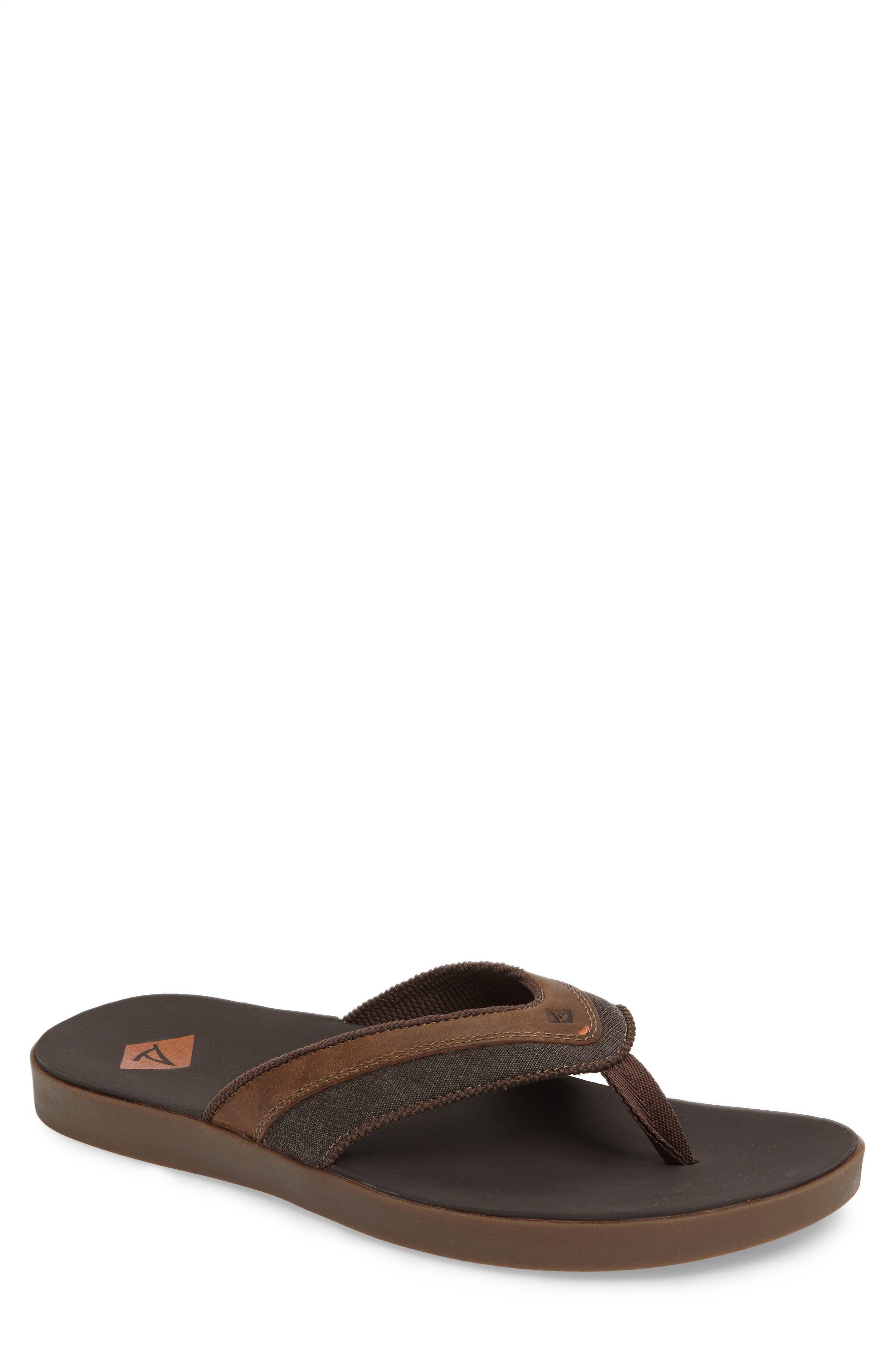 Sperry Wahoo Flip Flop (Men) (Regular Retail Price: $44.95)