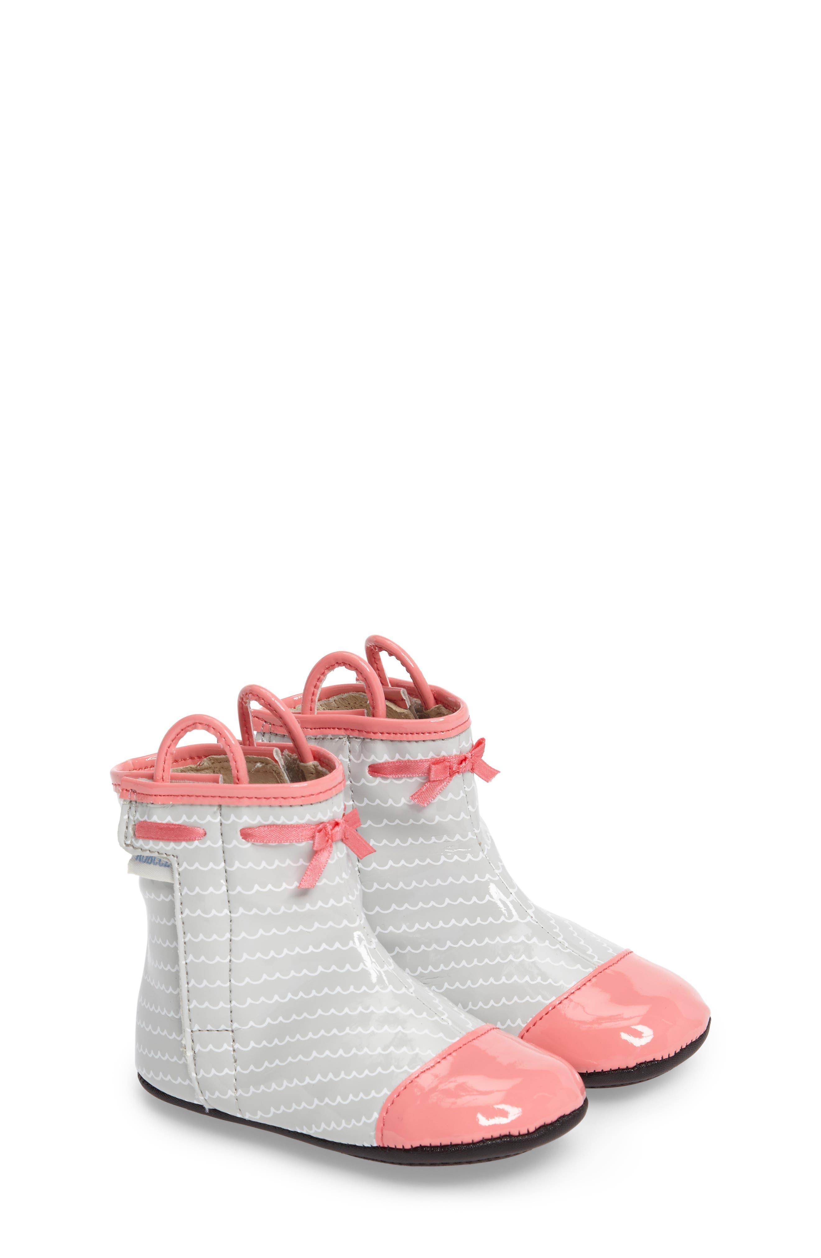 Robeez® Zoey Boot (Baby & Walker)
