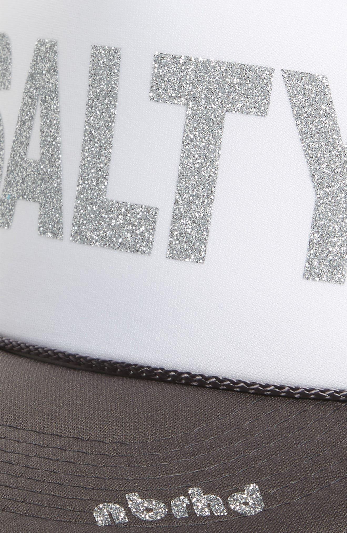 Alternate Image 3  - nbrhd Salty Trucker Hat